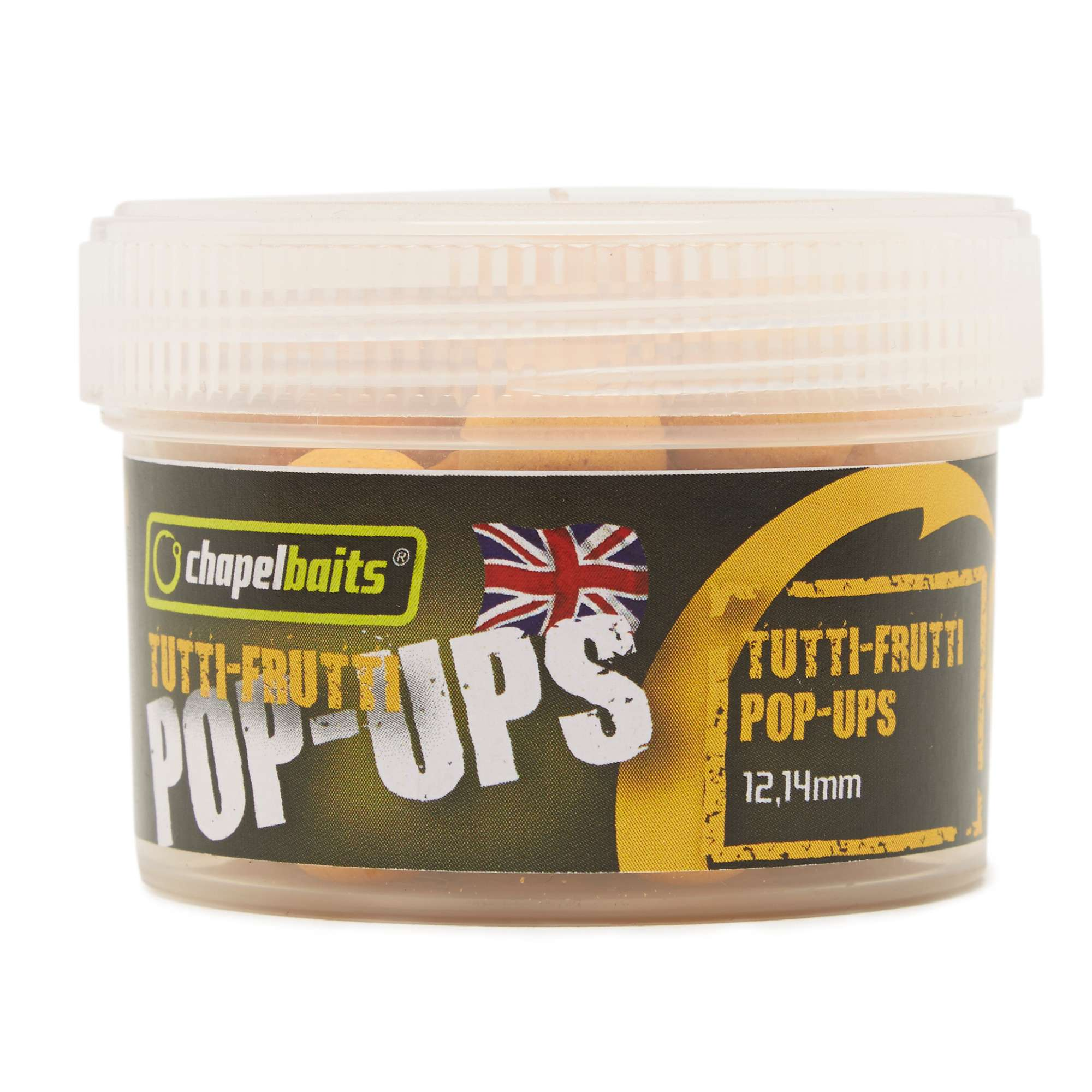 CHAPEL BAITS Tutti Fruitti Pop Ups Session Pack, 14mm