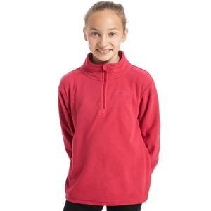 PETER STORM Girls' Half-Zip Fleece