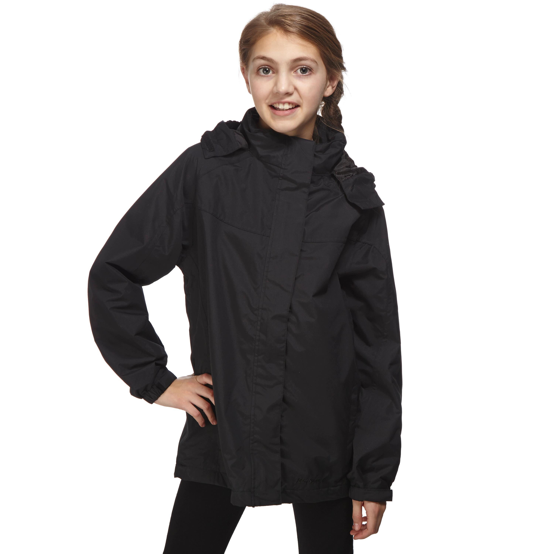 Peter Storm Girls II Wendy Waterproof Jacket Black
