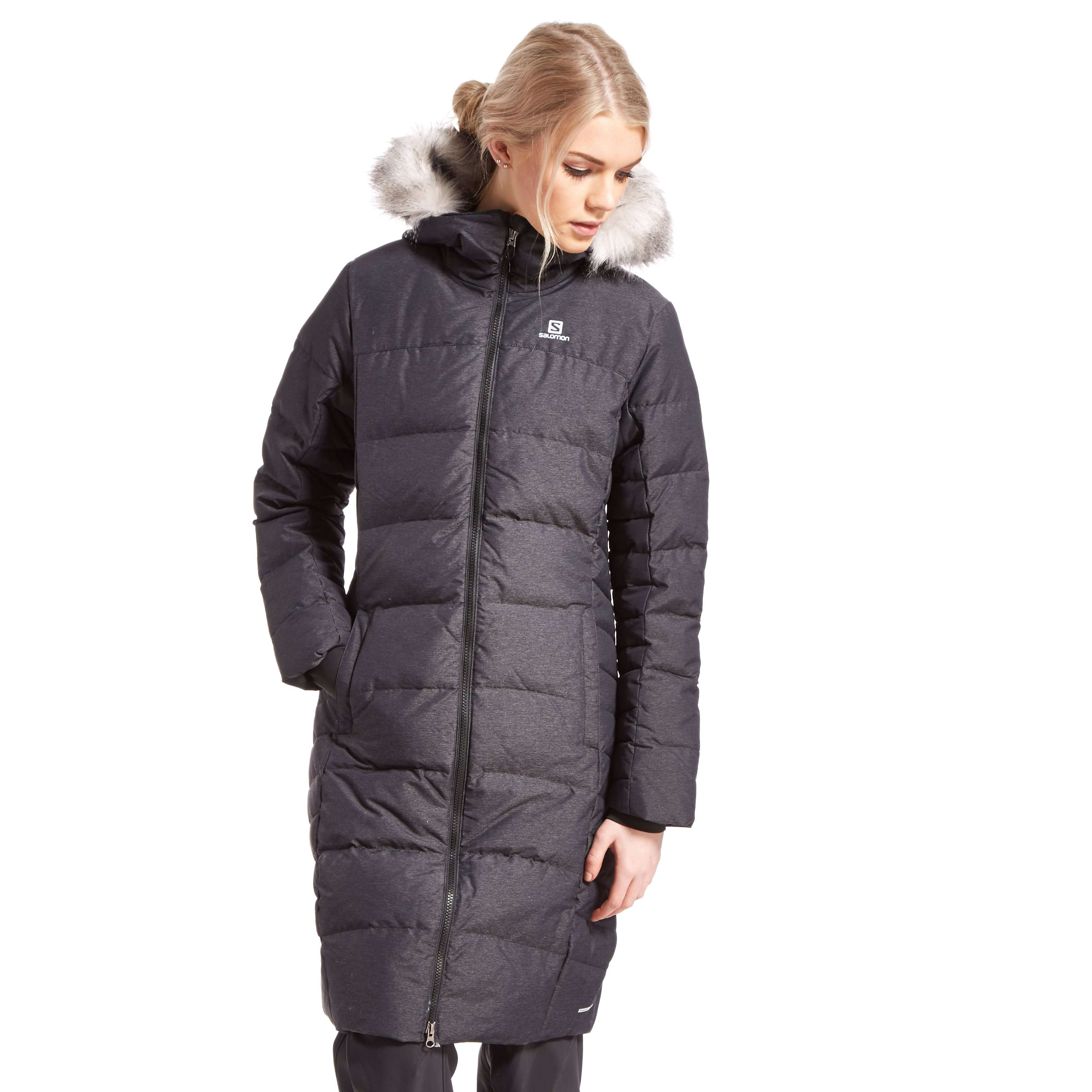 SALOMON Women's Coteaux Long Down Parka | Ultimate Outdoors
