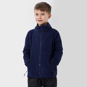 PETER STORM Kids' Unisex Stormy Full-Zip Fleece