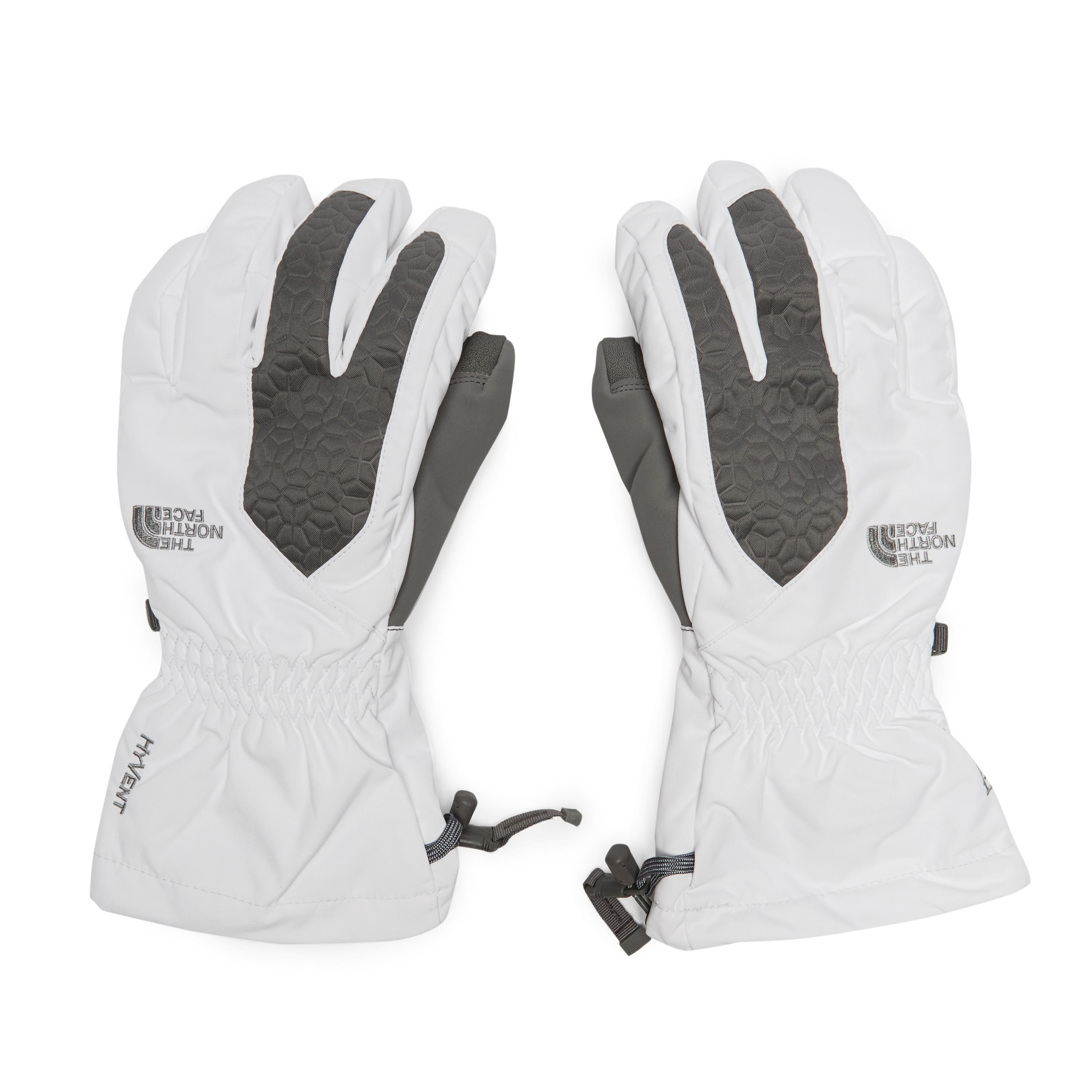 The North Face Women's Montana Gloves, White
