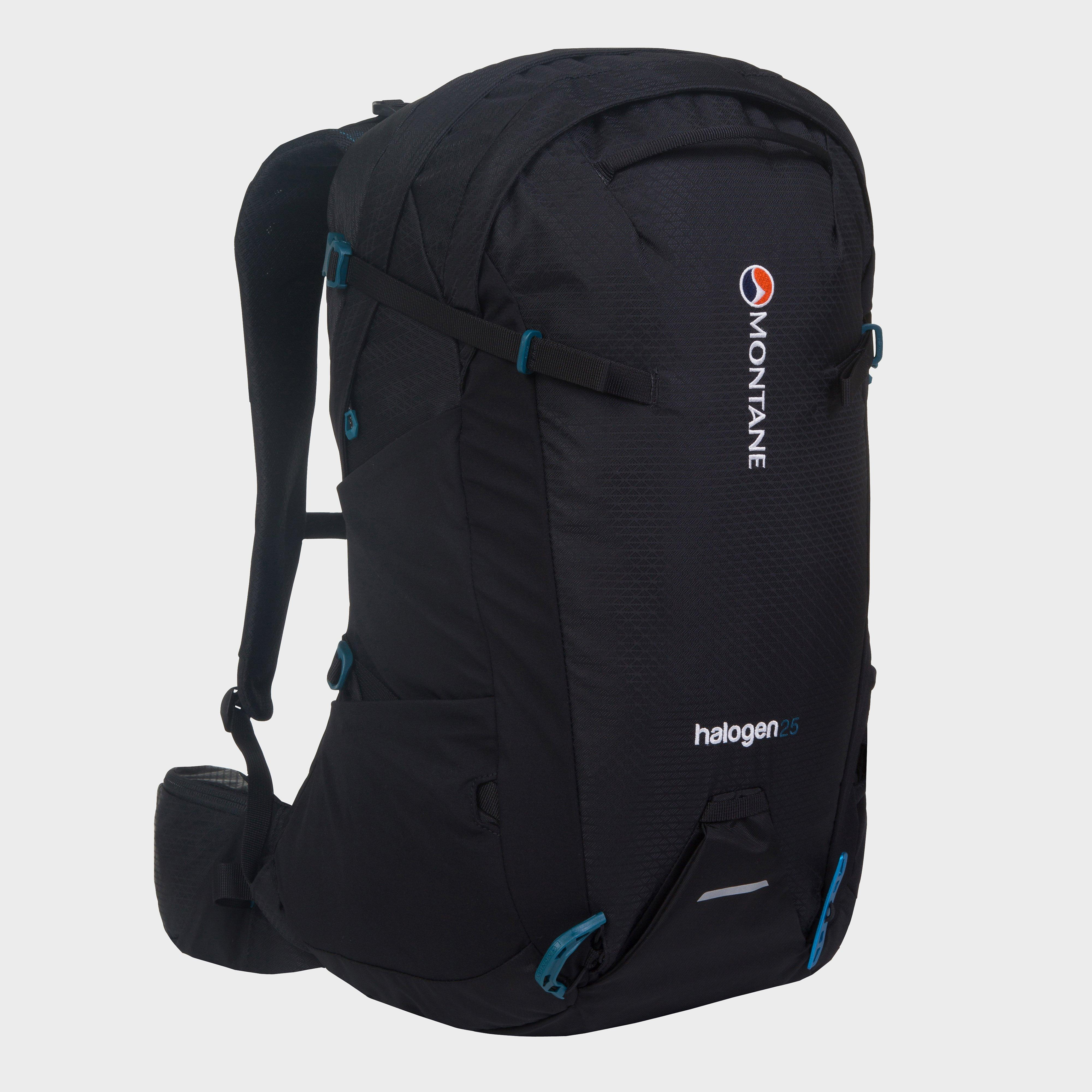 Montane Halogen 25 Daypack - Black, Black