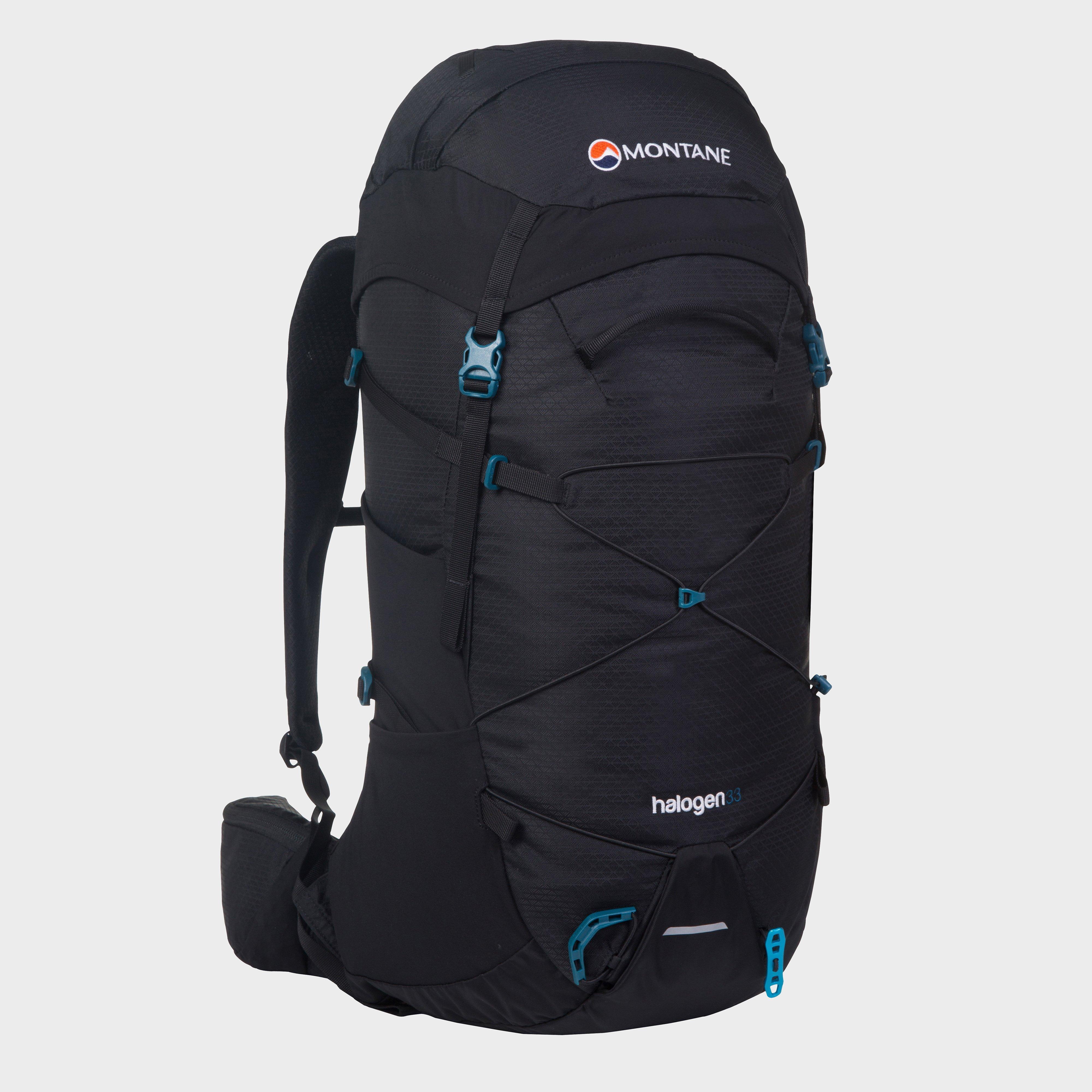 Montane Halogen 33 Daypack - Black, Black