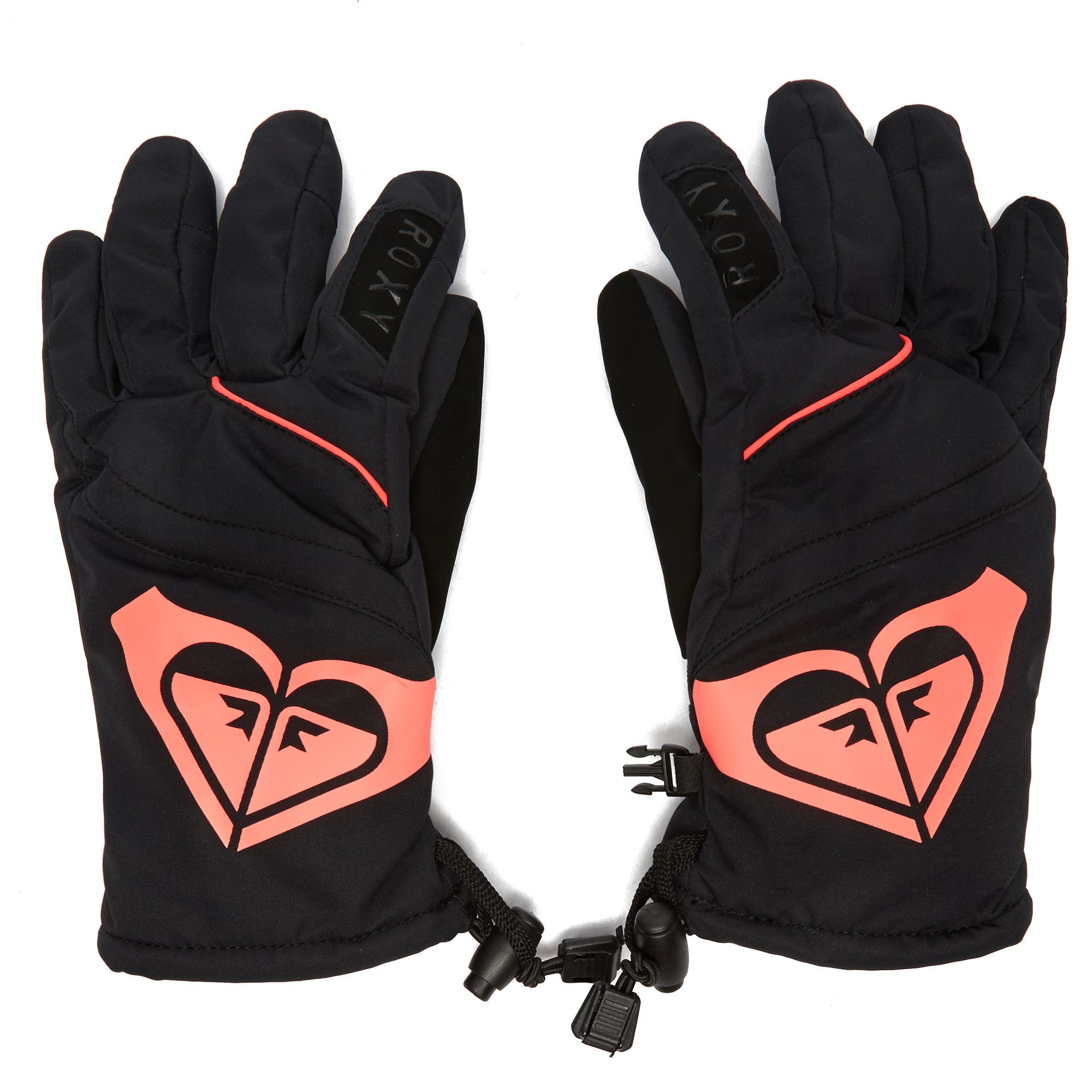 Roxy Women's Popi Gloves, Black