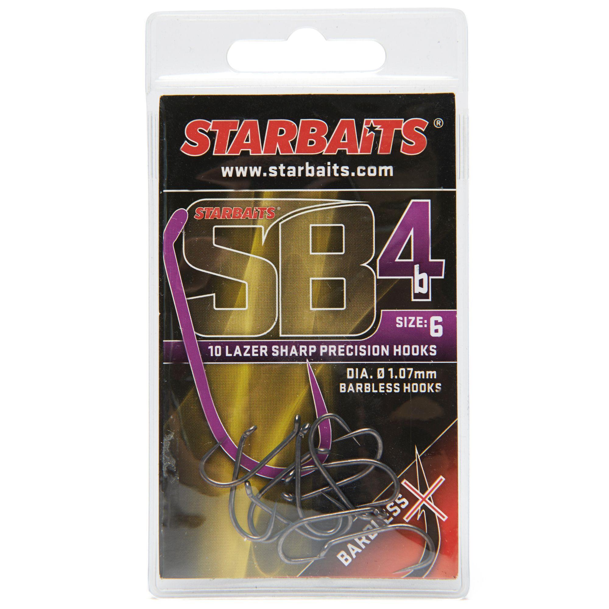 STARBAITS SB6 Hook No. 6