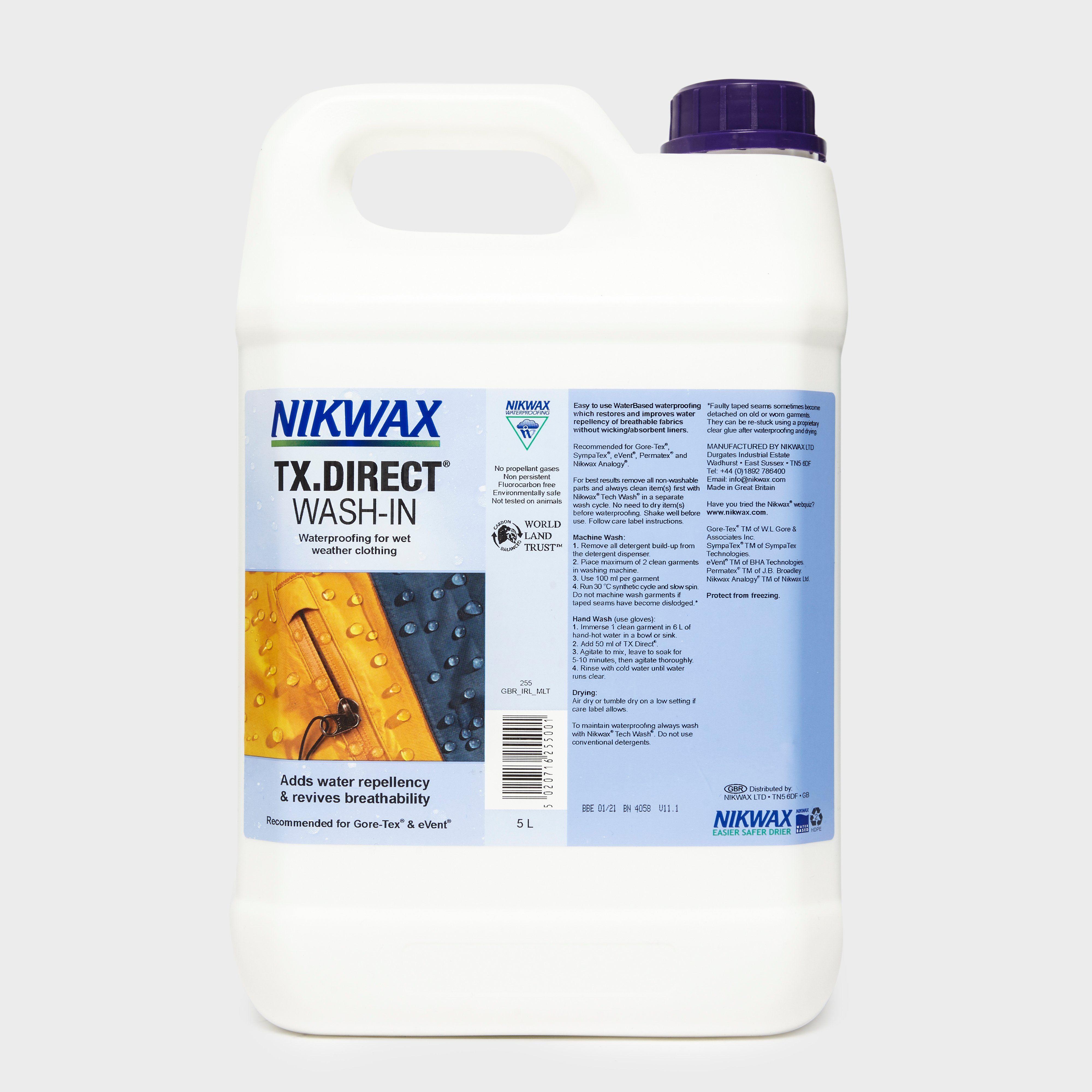 NIKWAX TX.Direct Wash-In 5L