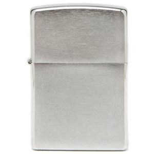 ZIPPO Brushed Chrome Lighter