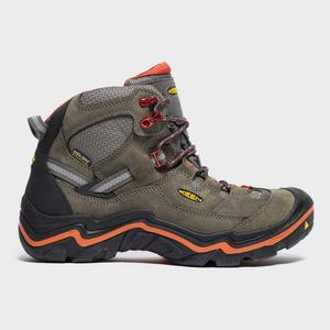 KEEN Men's Durand Mid Waterproof Cross Terrain Hiking Shoe