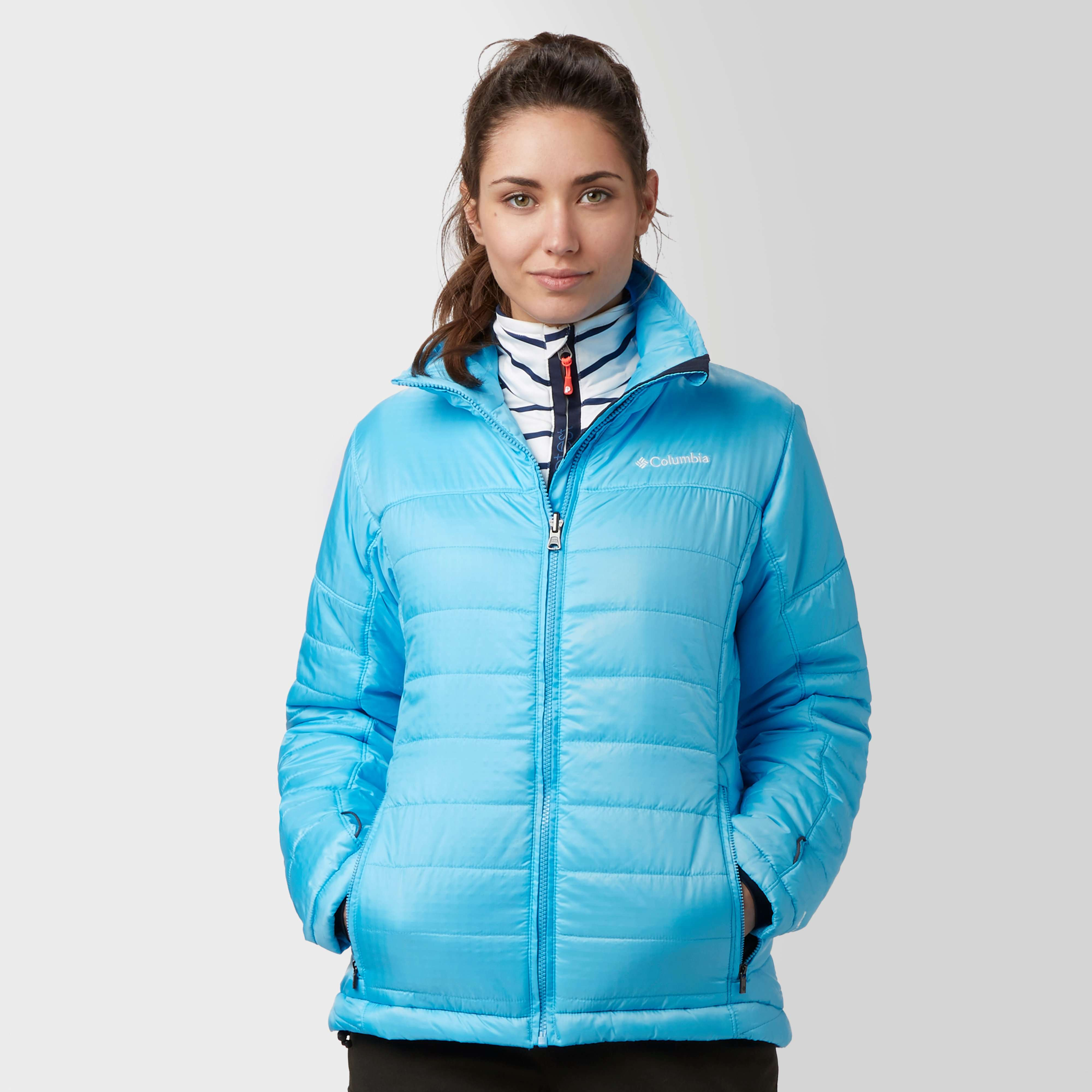 COLUMBIA Women's Shimmer Flash Insulated Jacket