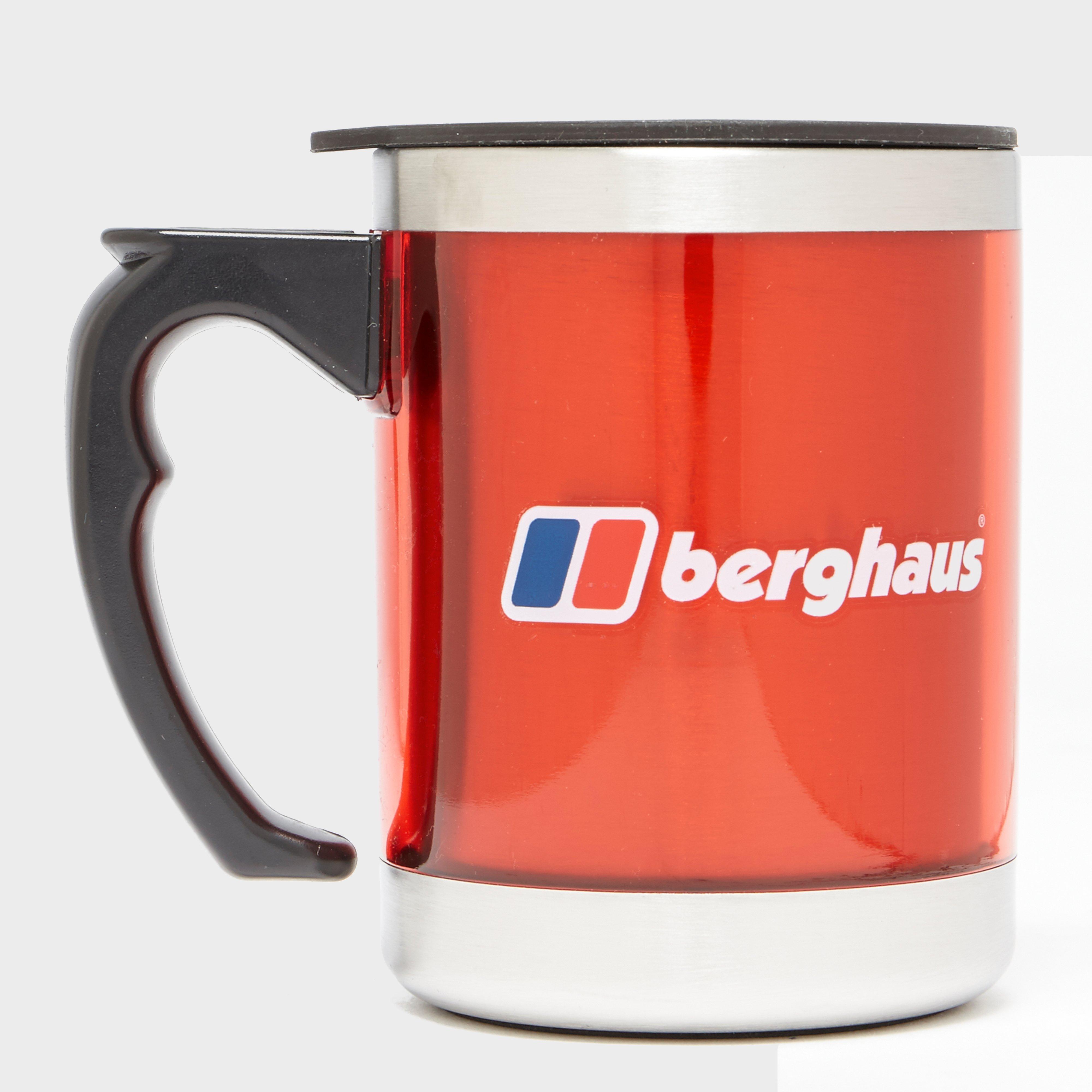 Berghaus Camping Mug - Red  Red