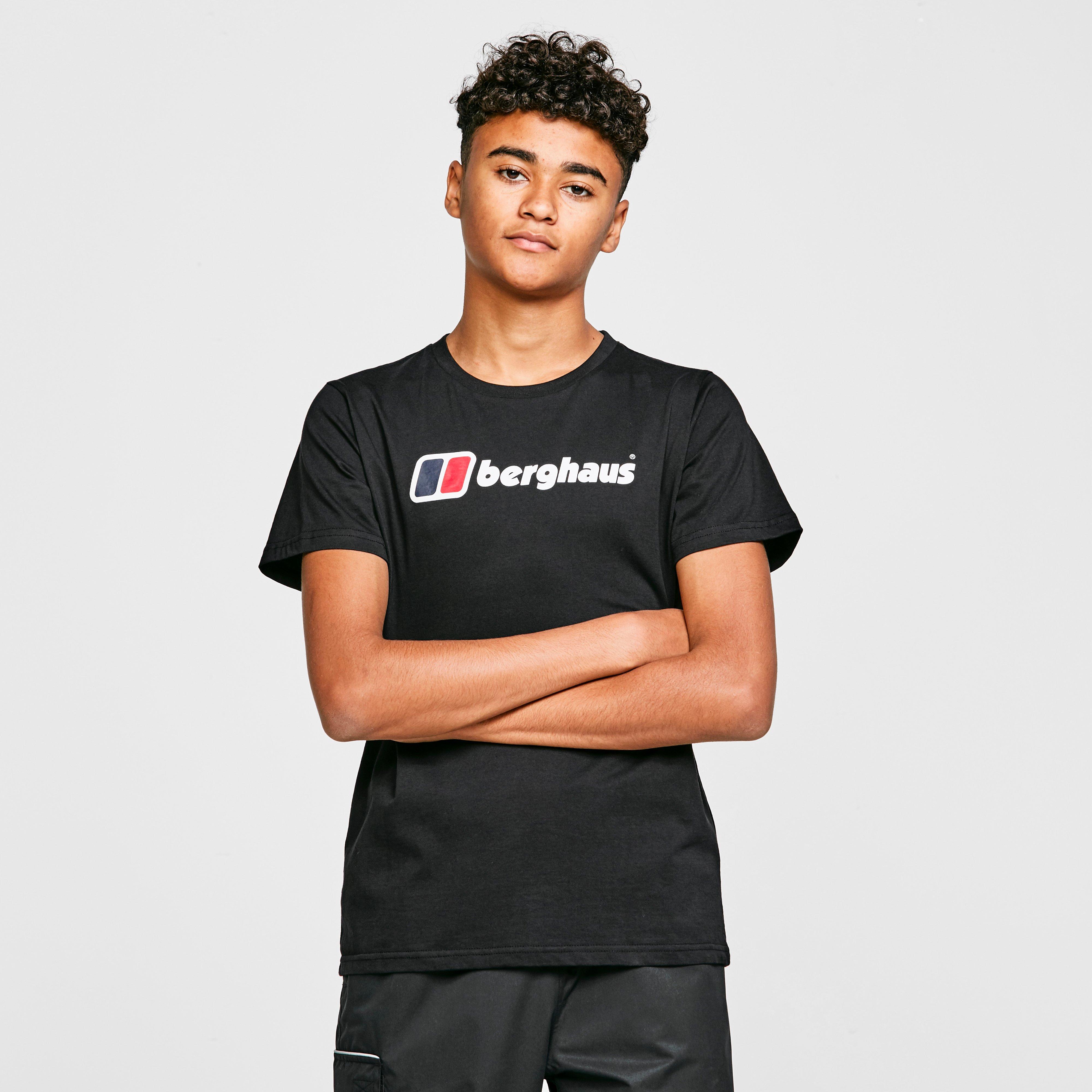 Berghaus Kids Logo T-shirt - Black/blk  Black/blk