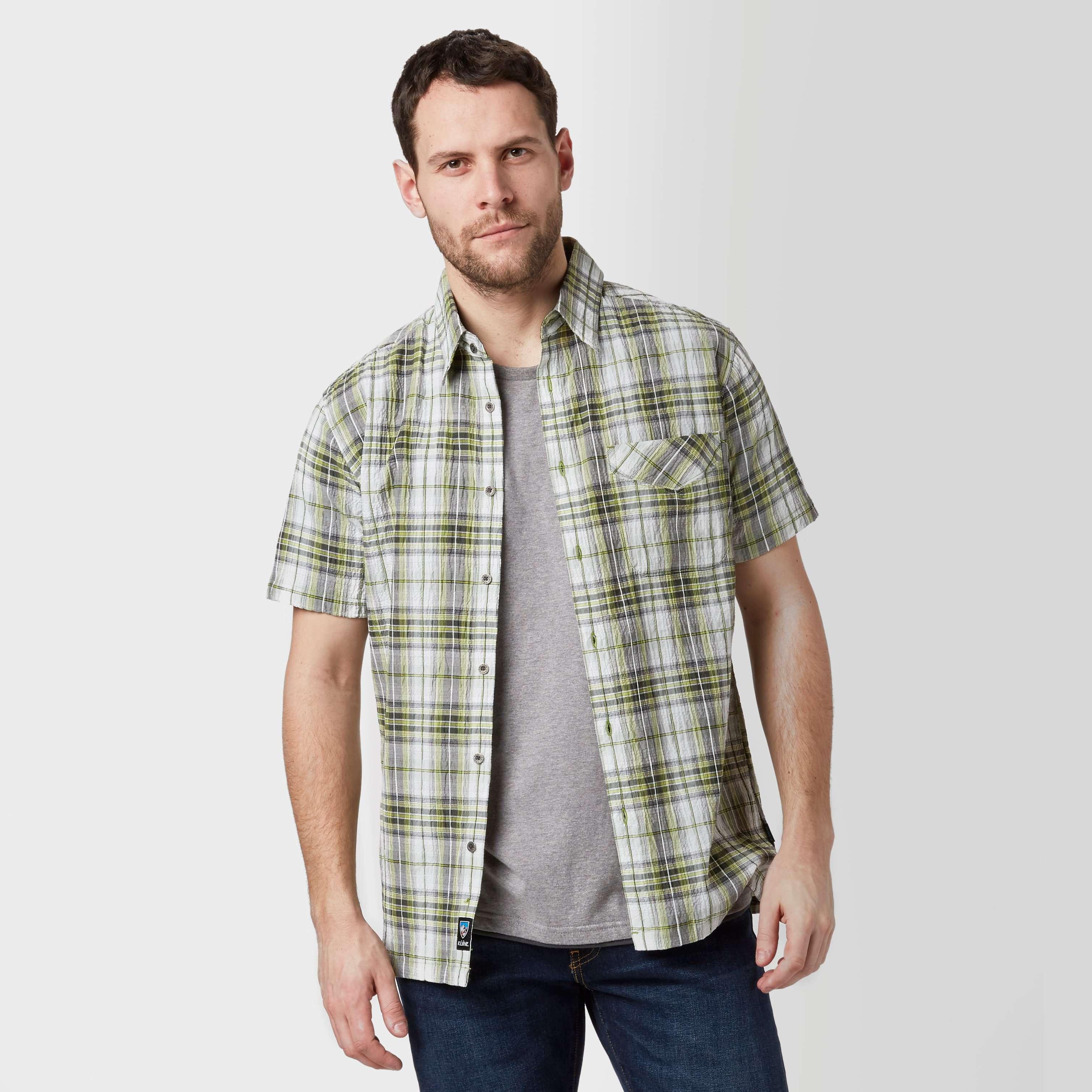 KUHL Men's Stallion Short Sleeve Shirt