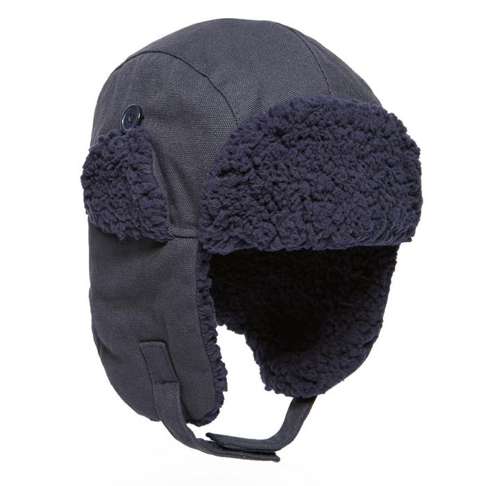 Kids Fur Trapper Hat