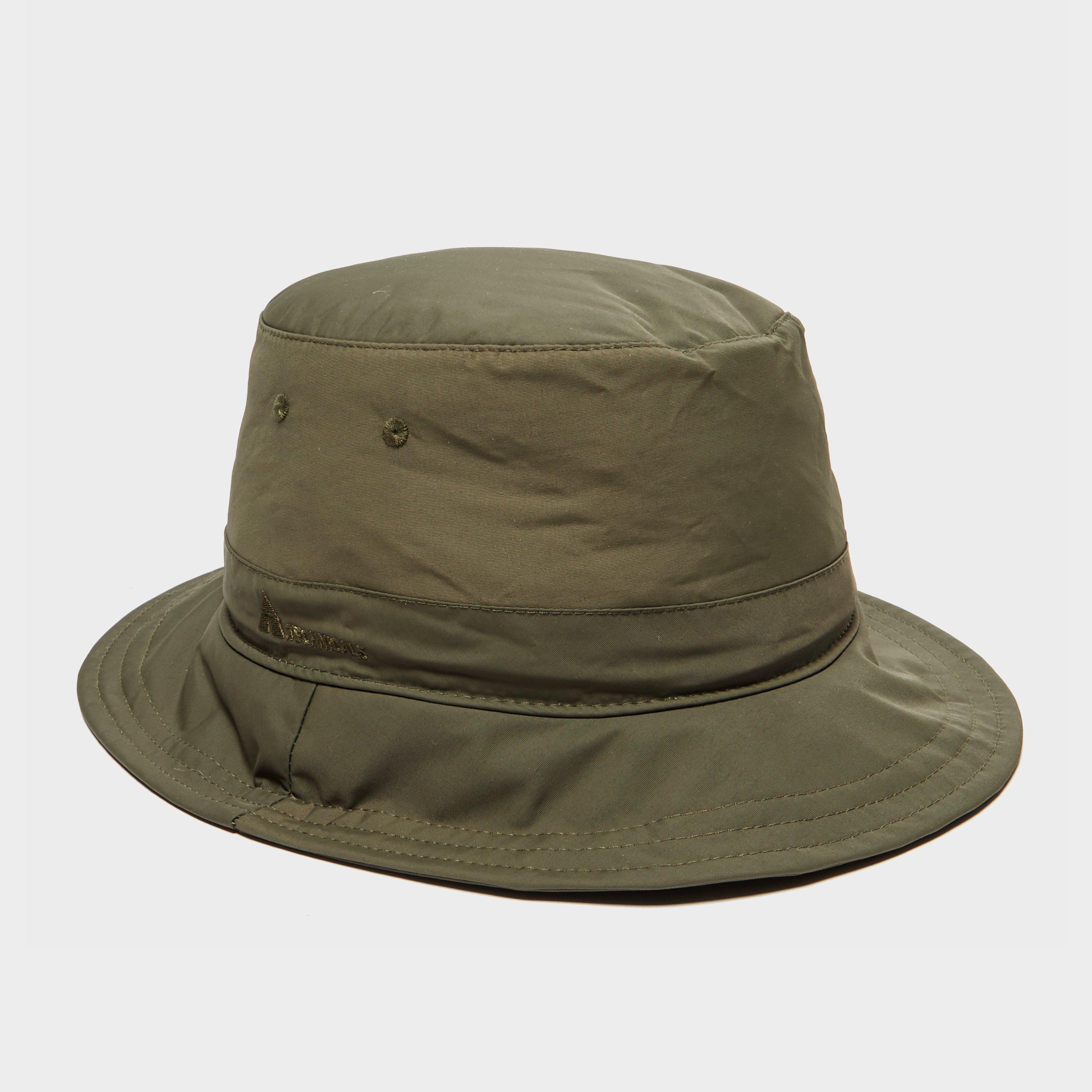 Technicals Unisex Bucket Hat - Khaki/khaki  Khaki/khaki