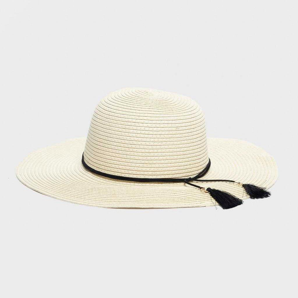 One Earth Women's Floppy Hat, Beige