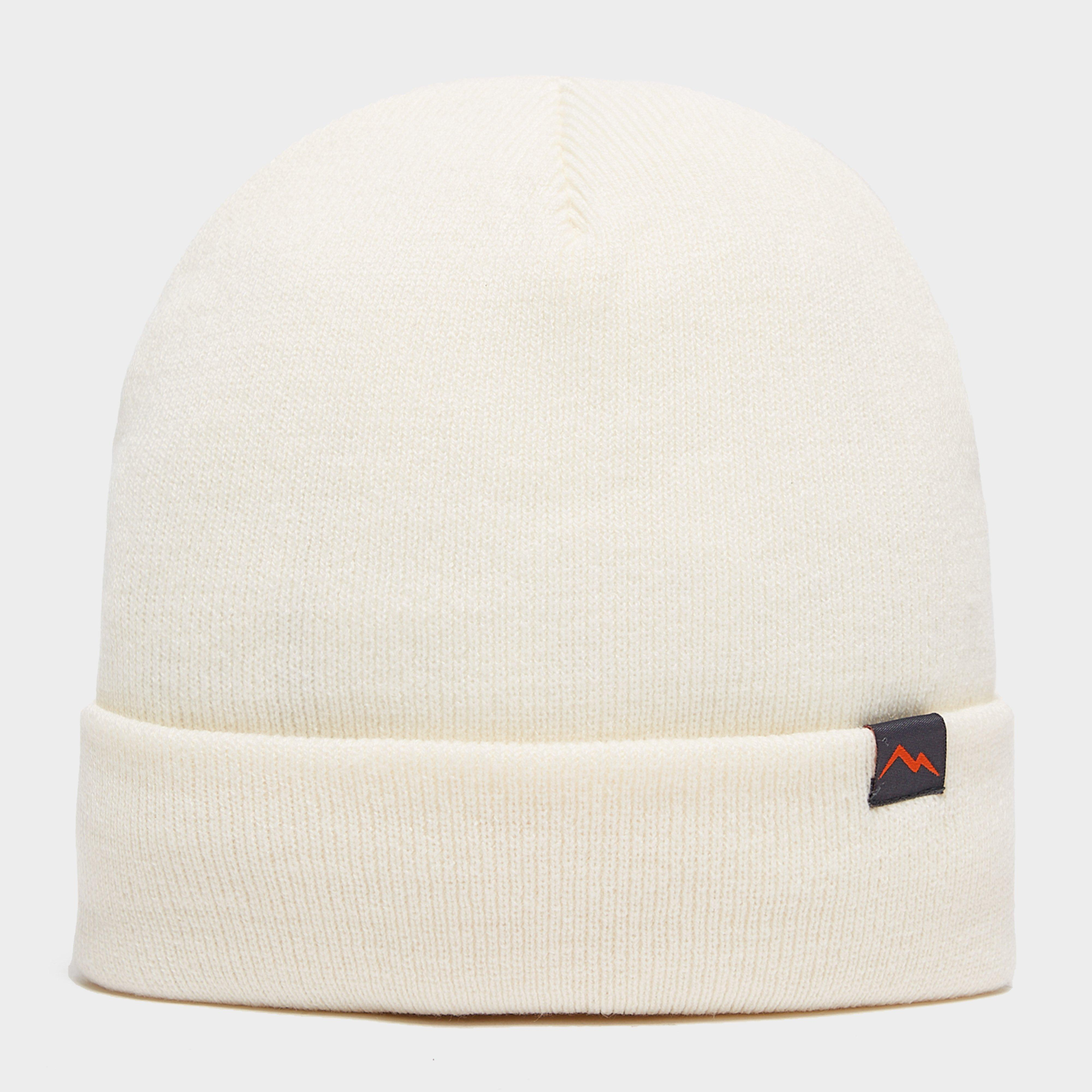 Peter Storm Unisex Thinsulate Beanie Hat White
