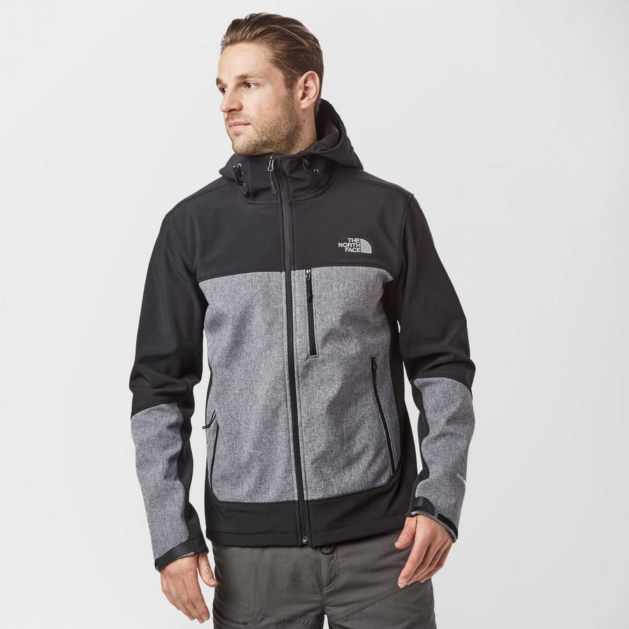 Mens 059999 The North Face Men S Apex Bionic Hoody Black North Face Apex Bionic Jacket