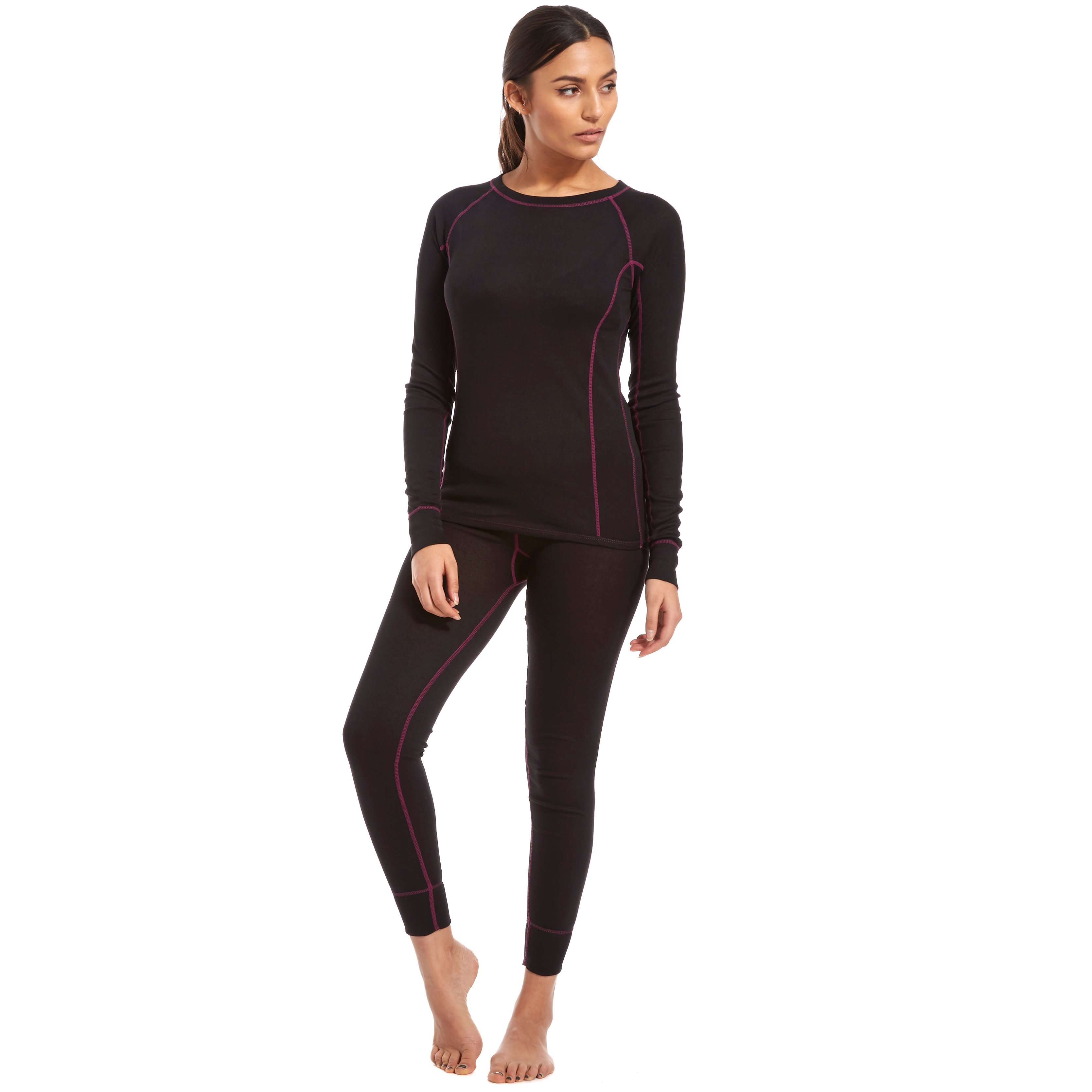 ALPINE Women's Thermal Underwear Set