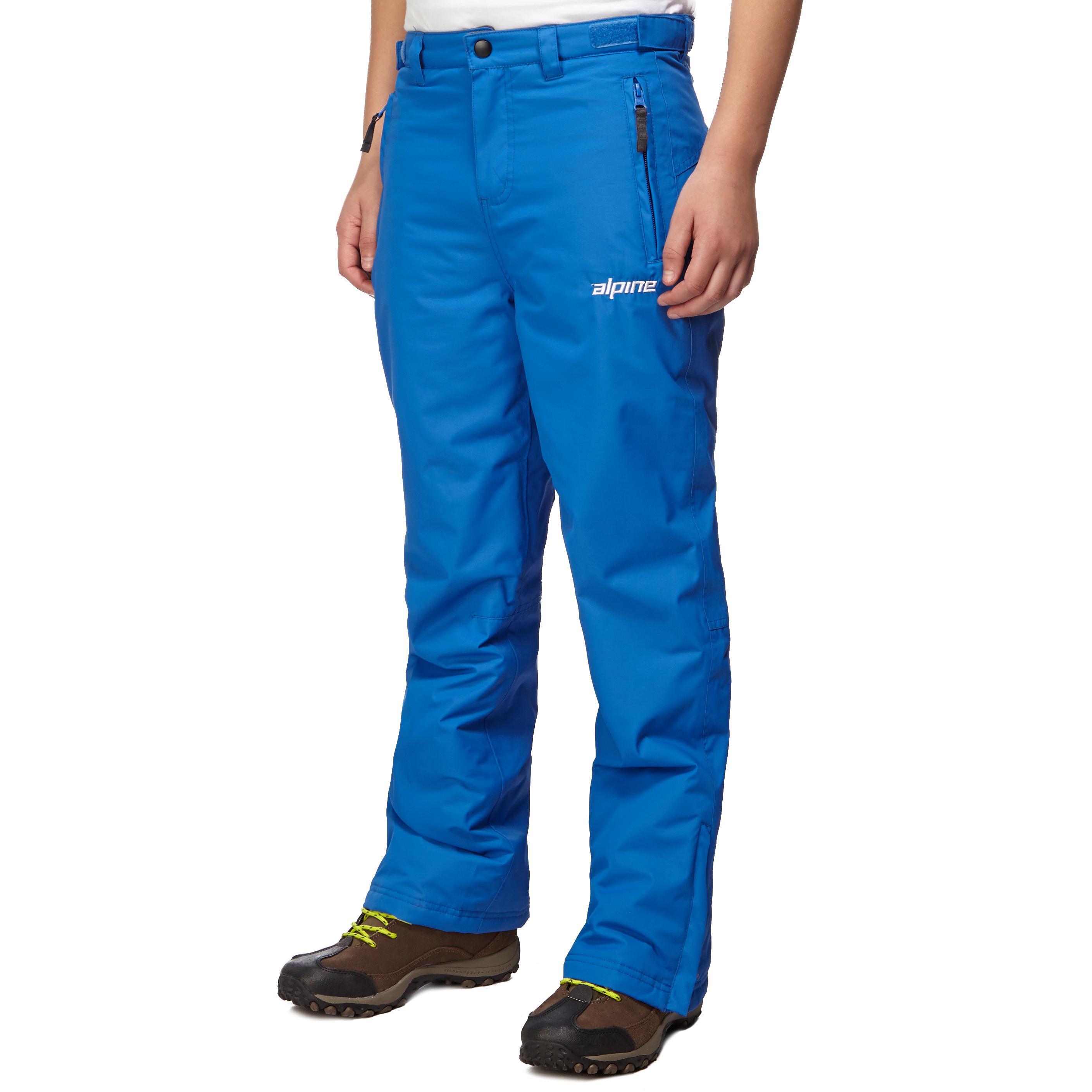 Alpine Boys' Salopettes, Blue
