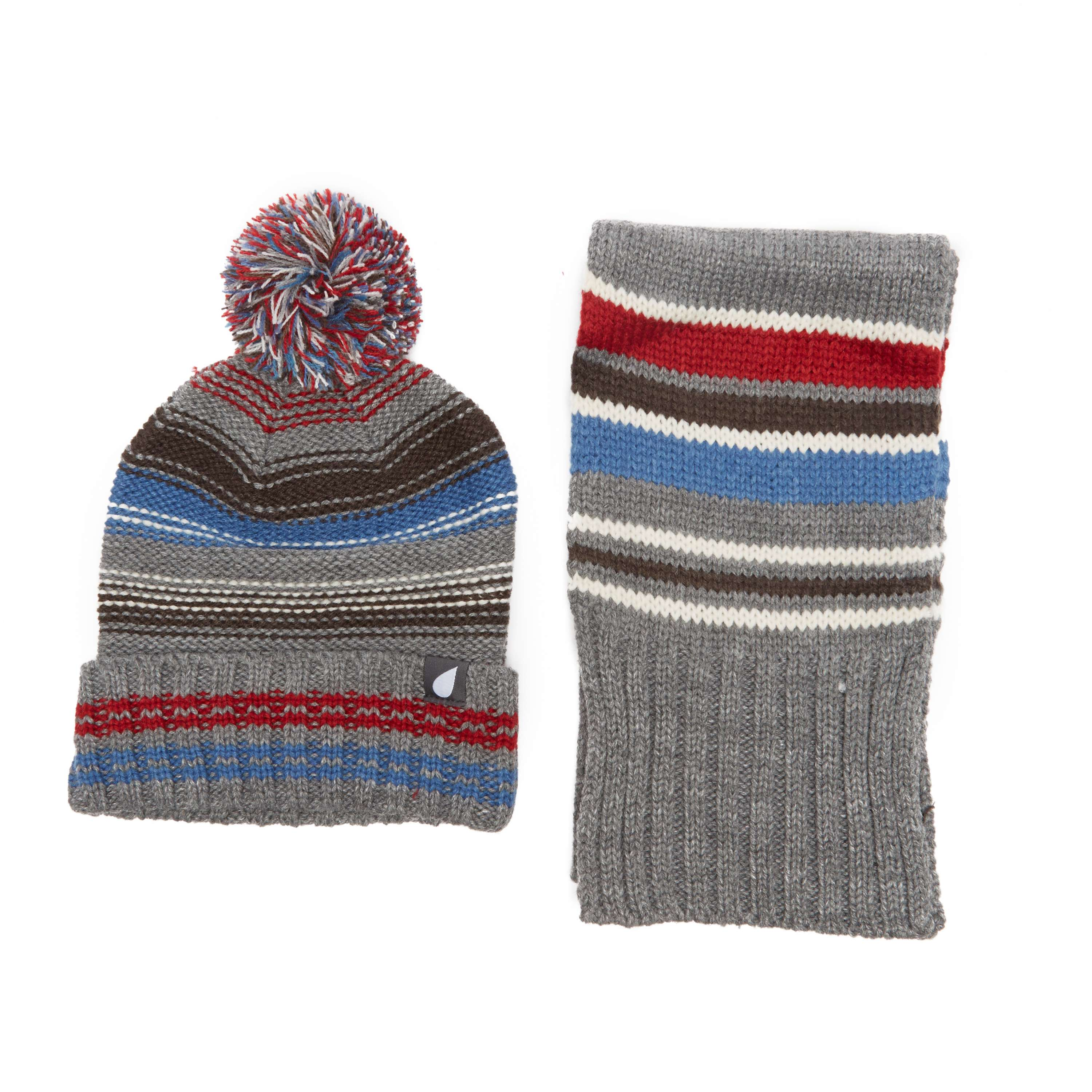 PETER STORM Kids' Hat and Scarf Set