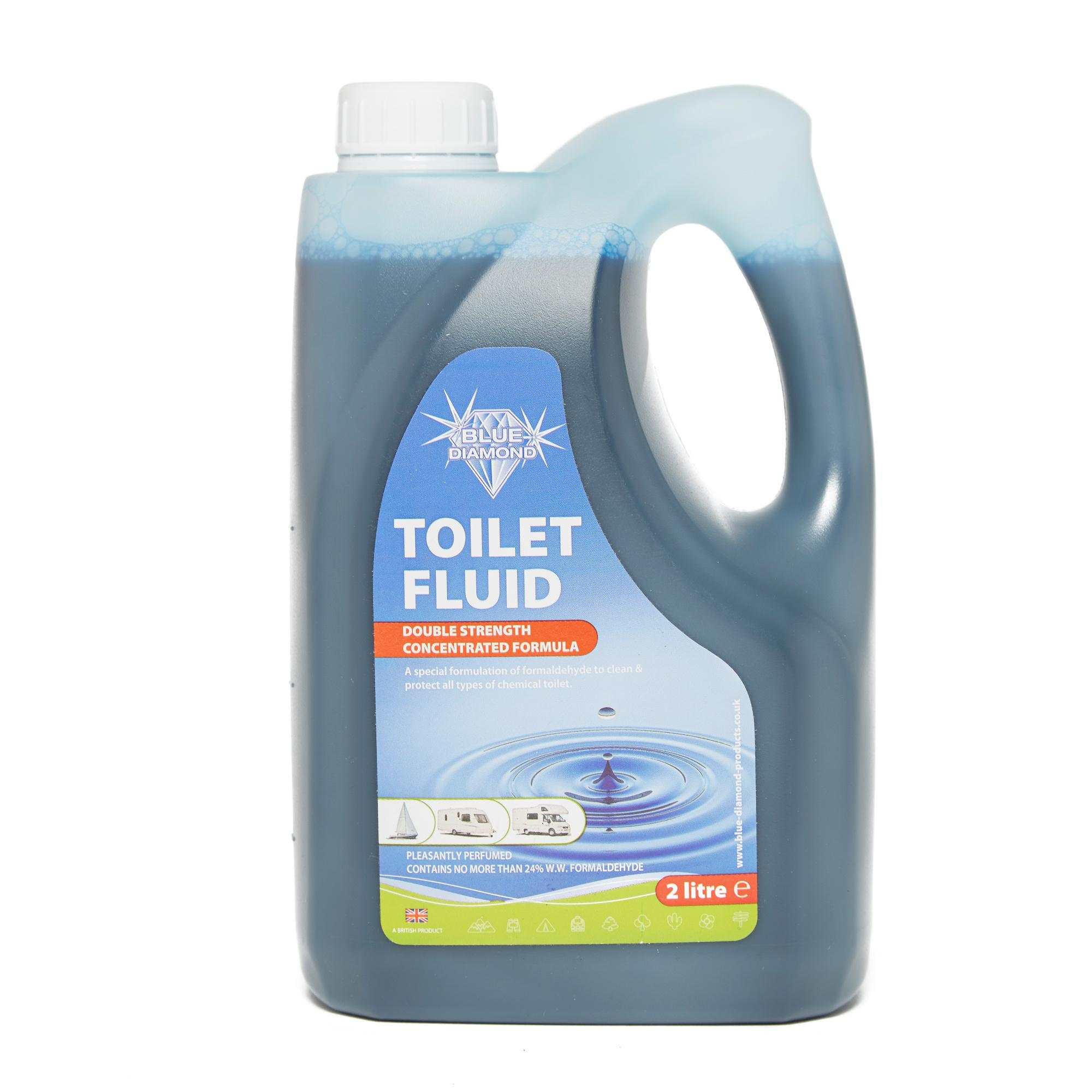 Blue Diamond 2l Toilet Fluid  Blue