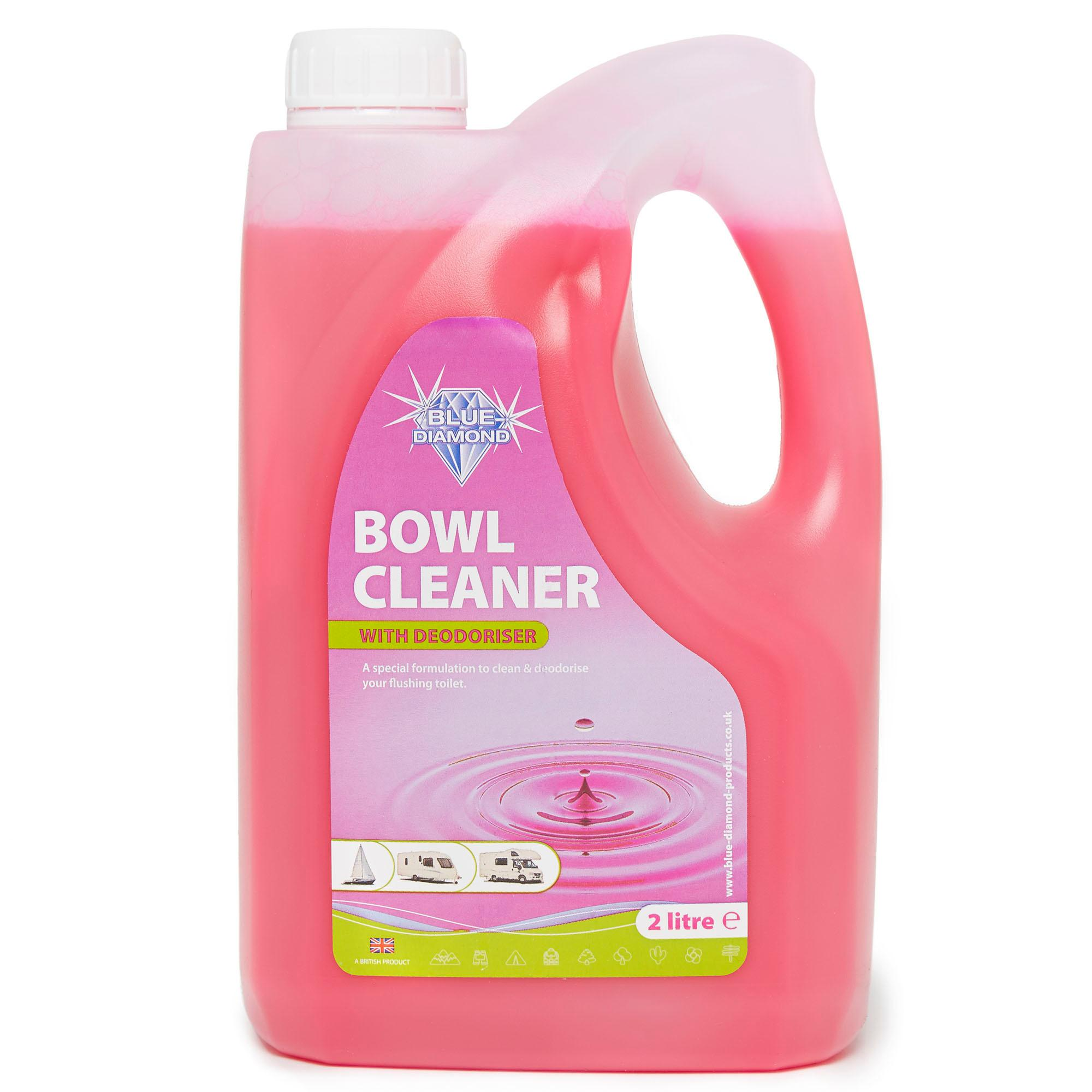 Blue Diamond Bowl Cleaner 2l - Pink  Pink