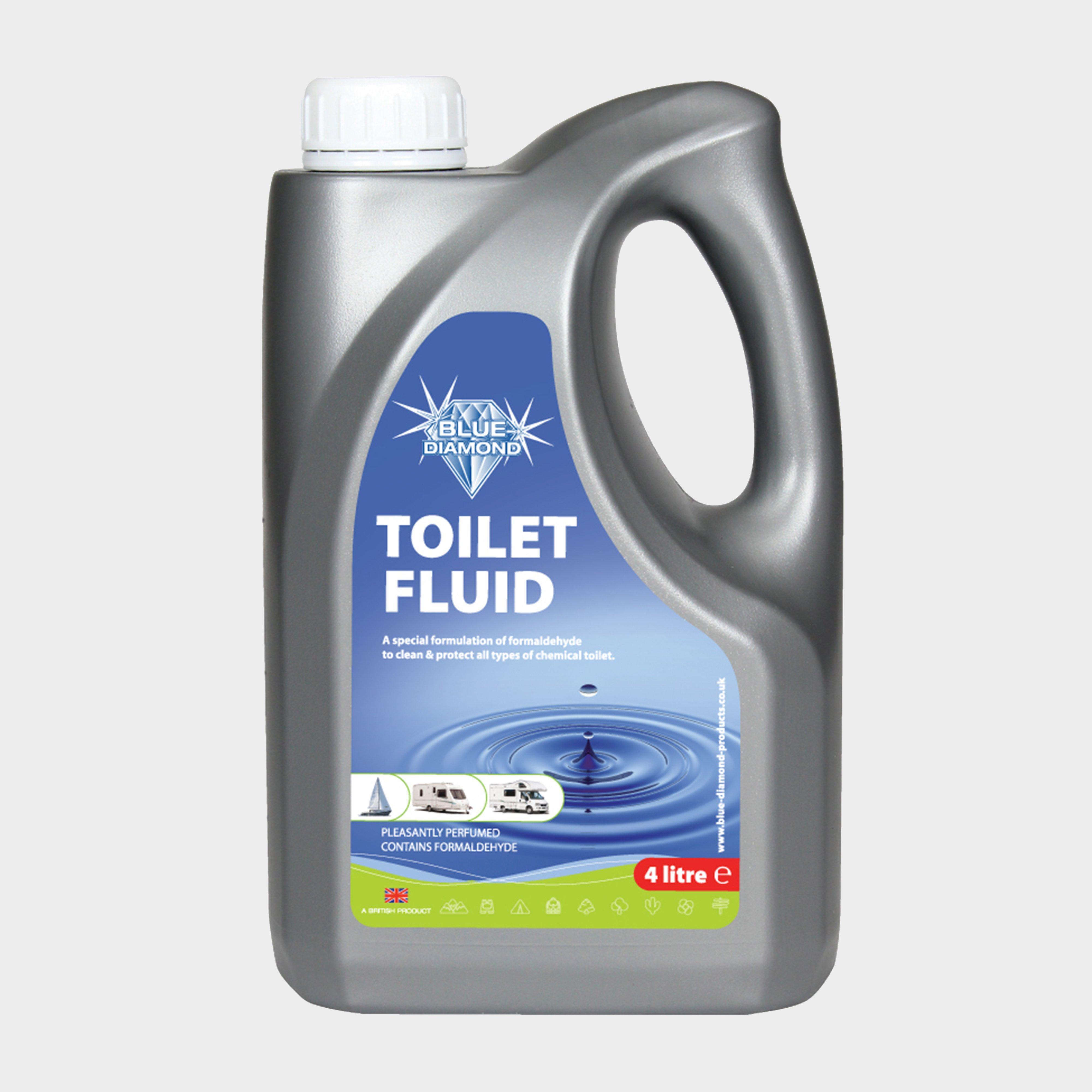 Blue Diamond Toilet Fluid 4l - Multi  Multi
