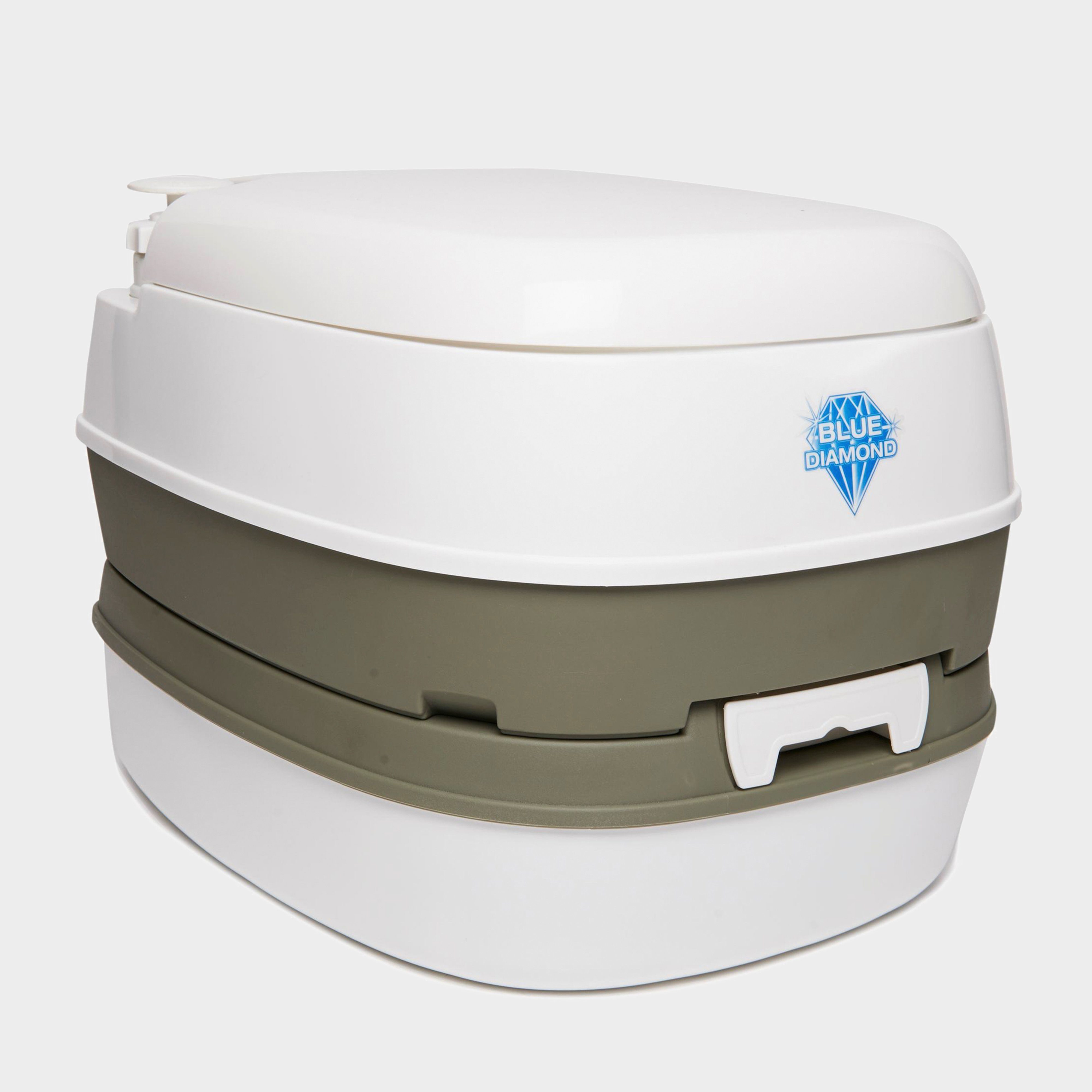 BLUE DIAMOND When Nature Calls 16L Flushing Portable Toilet