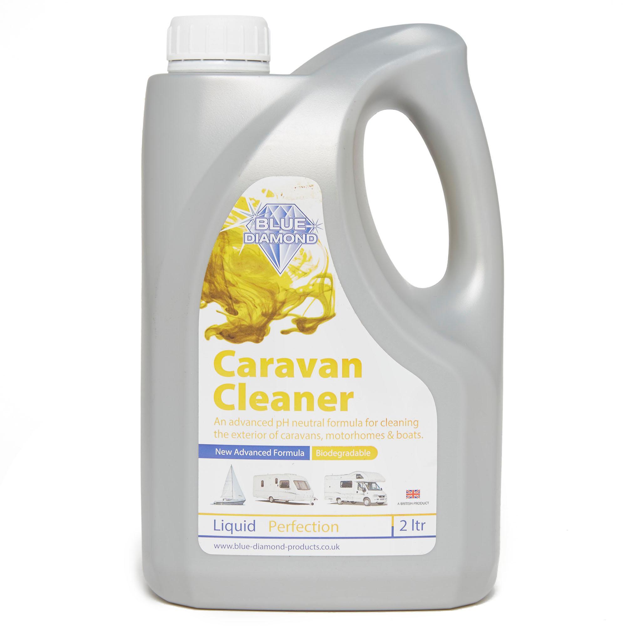 Blue Diamond Caravan Cleaner 2l - Clear/clear  Clear/clear