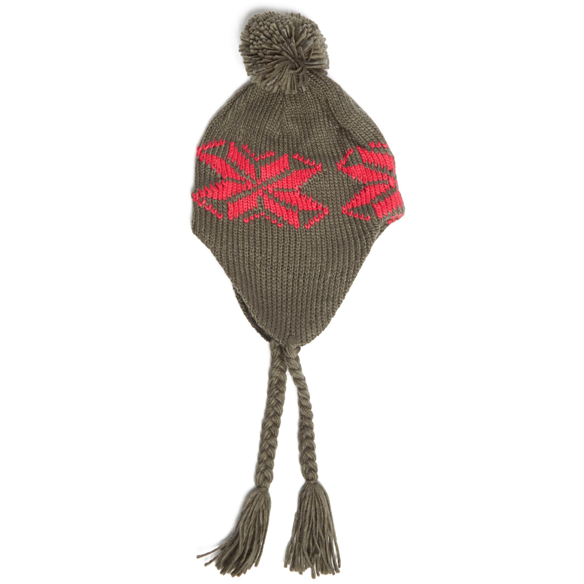 Alpine Womens Leah Inca Hat Grey