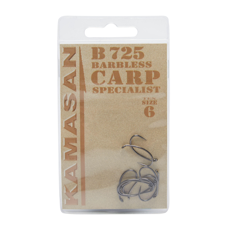 KAMASAN B745 Carp Fishing Hooks - Size 6