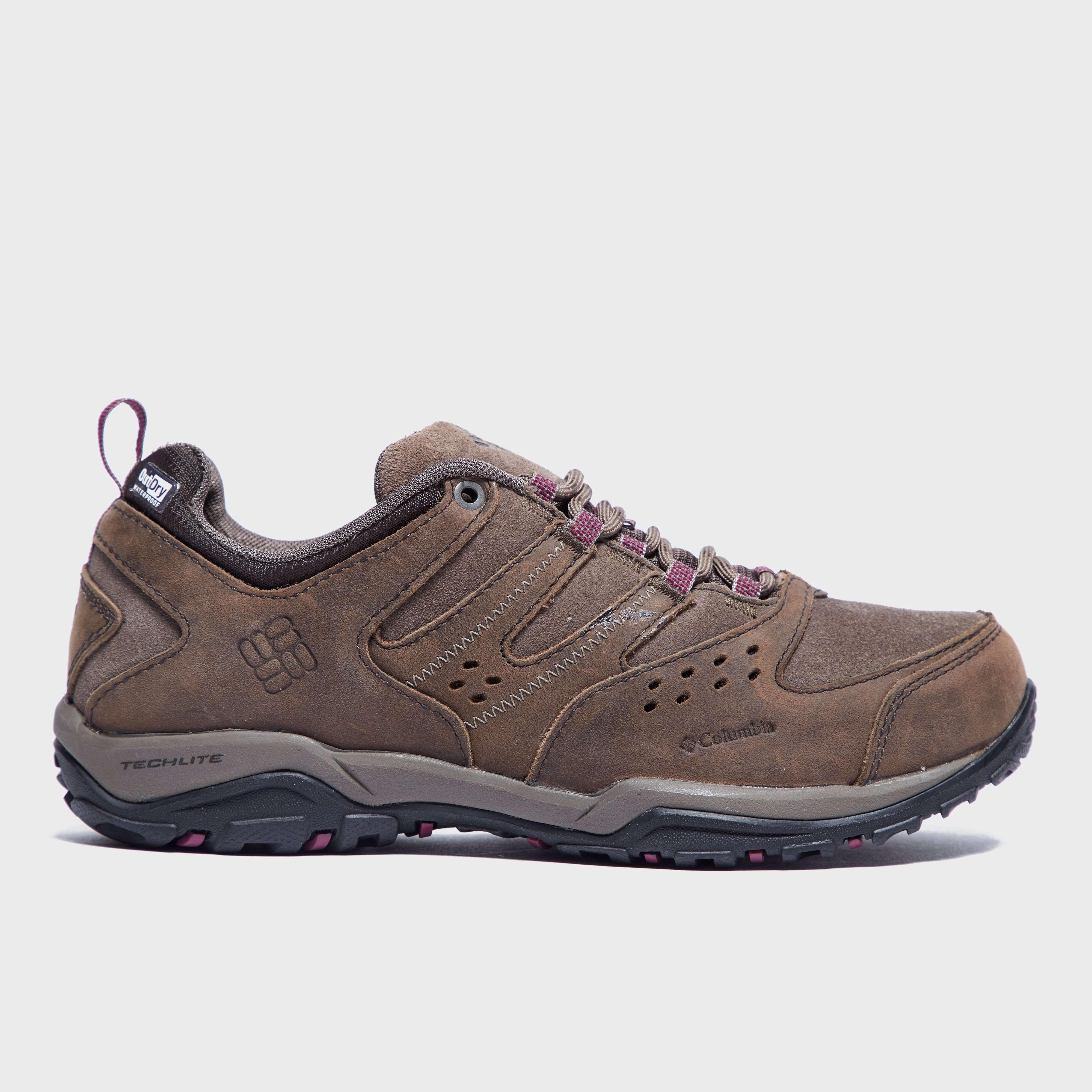 COLUMBIA Women's Peakfreak XCRSN OutDry Shoe