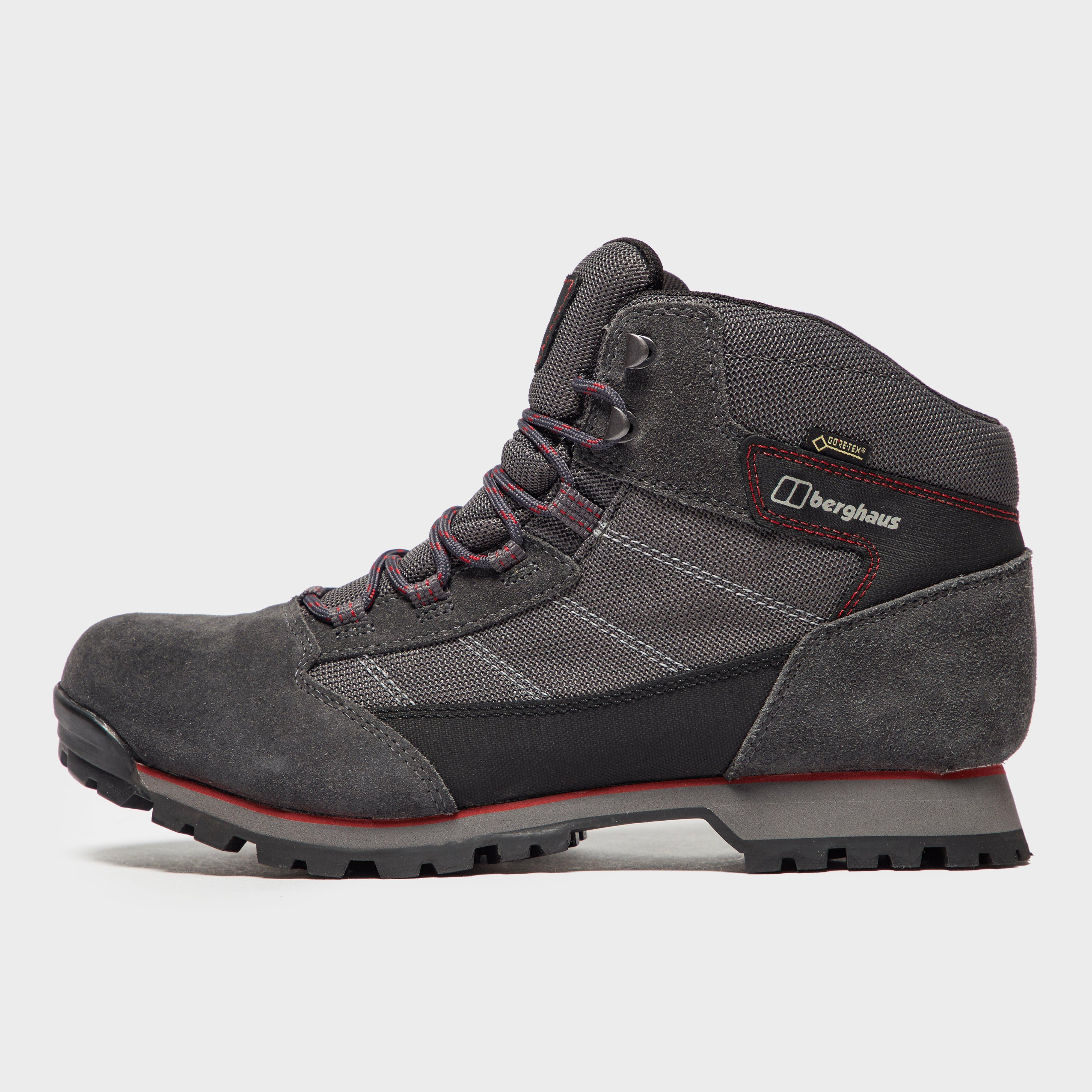 Berghaus Mens Baltra Trek Gore-tex  Walking Boots - Black/blk  Black/blk
