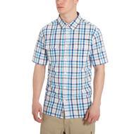 Men's Lamen Short Sleeve Shirt