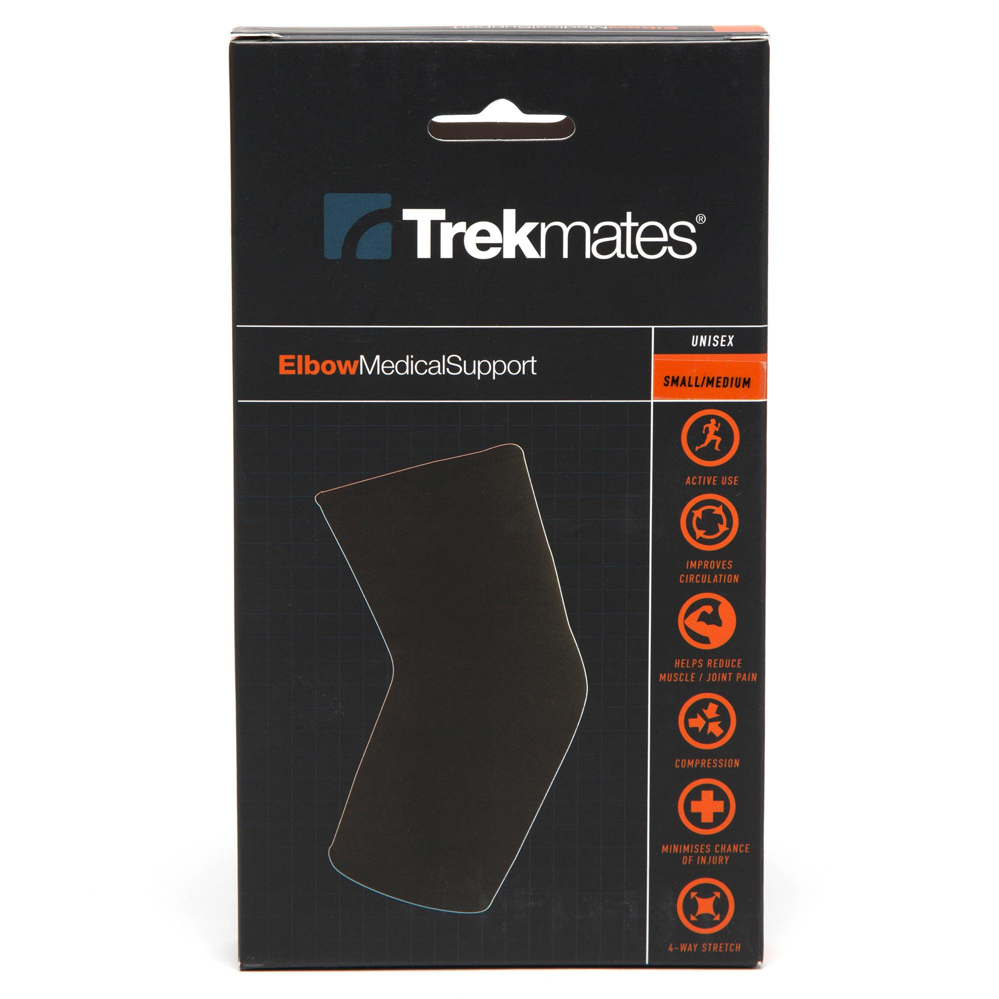Trekmates Elbow Medical Support, Black