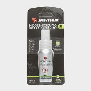 LIFESYSTEMS Midge & Mosquito Spray 50ml