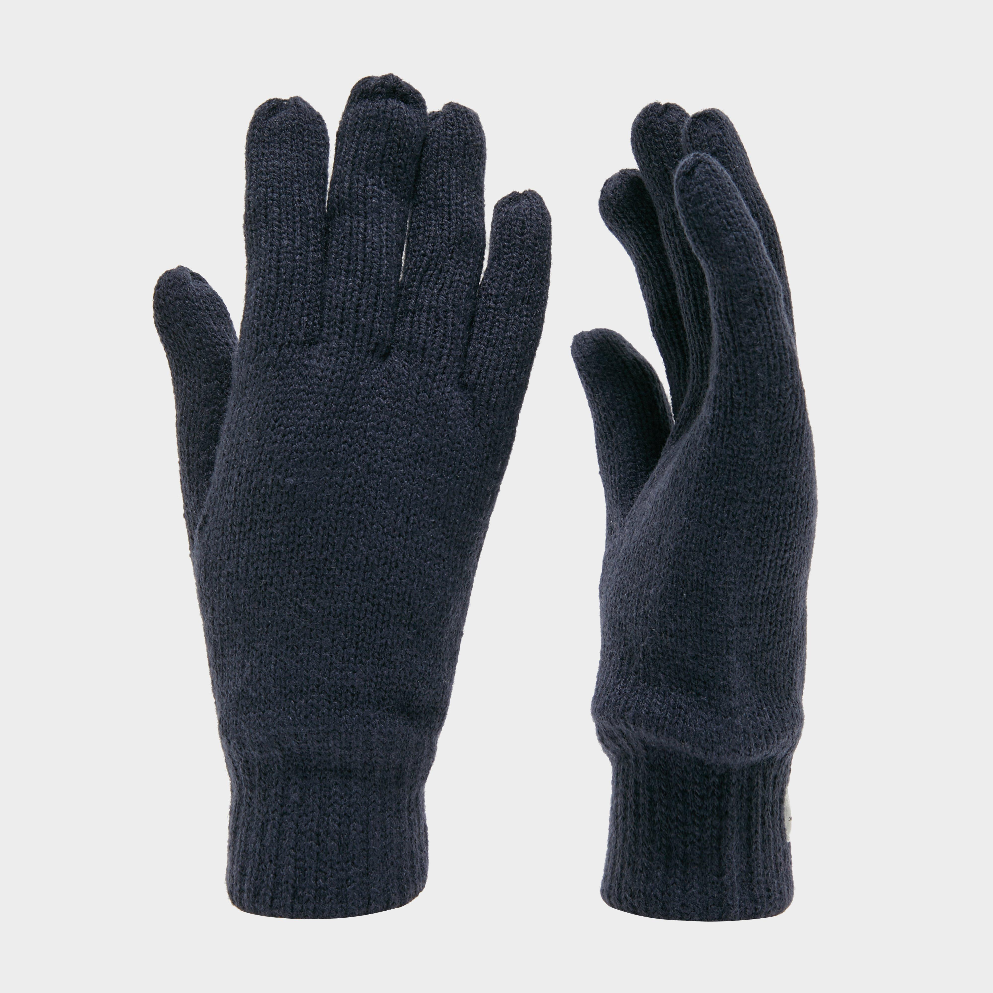 Peter Storm Thinsulate Knitted Gloves - Navy, Navy