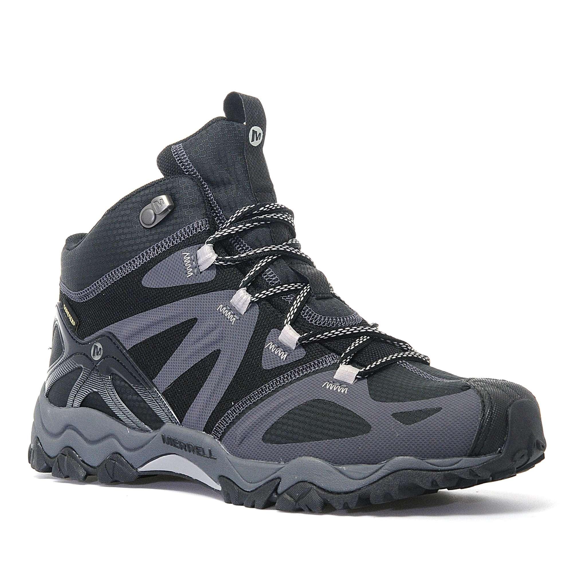 MERRELL Men's Grassbow Sport Mid GORE-TEX® Hiking Boot