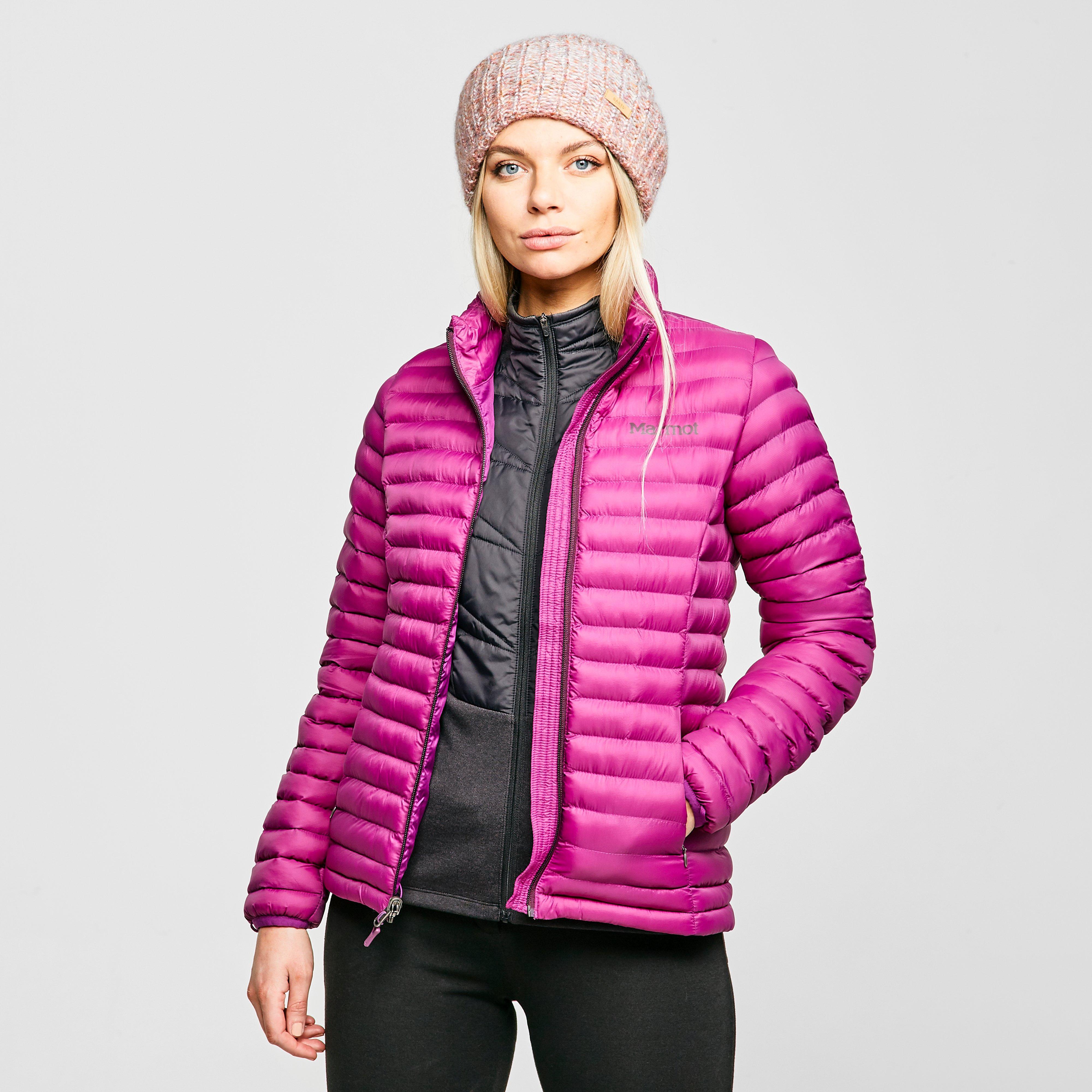 Marmot Women's Solus Featherless Jacket, Purple
