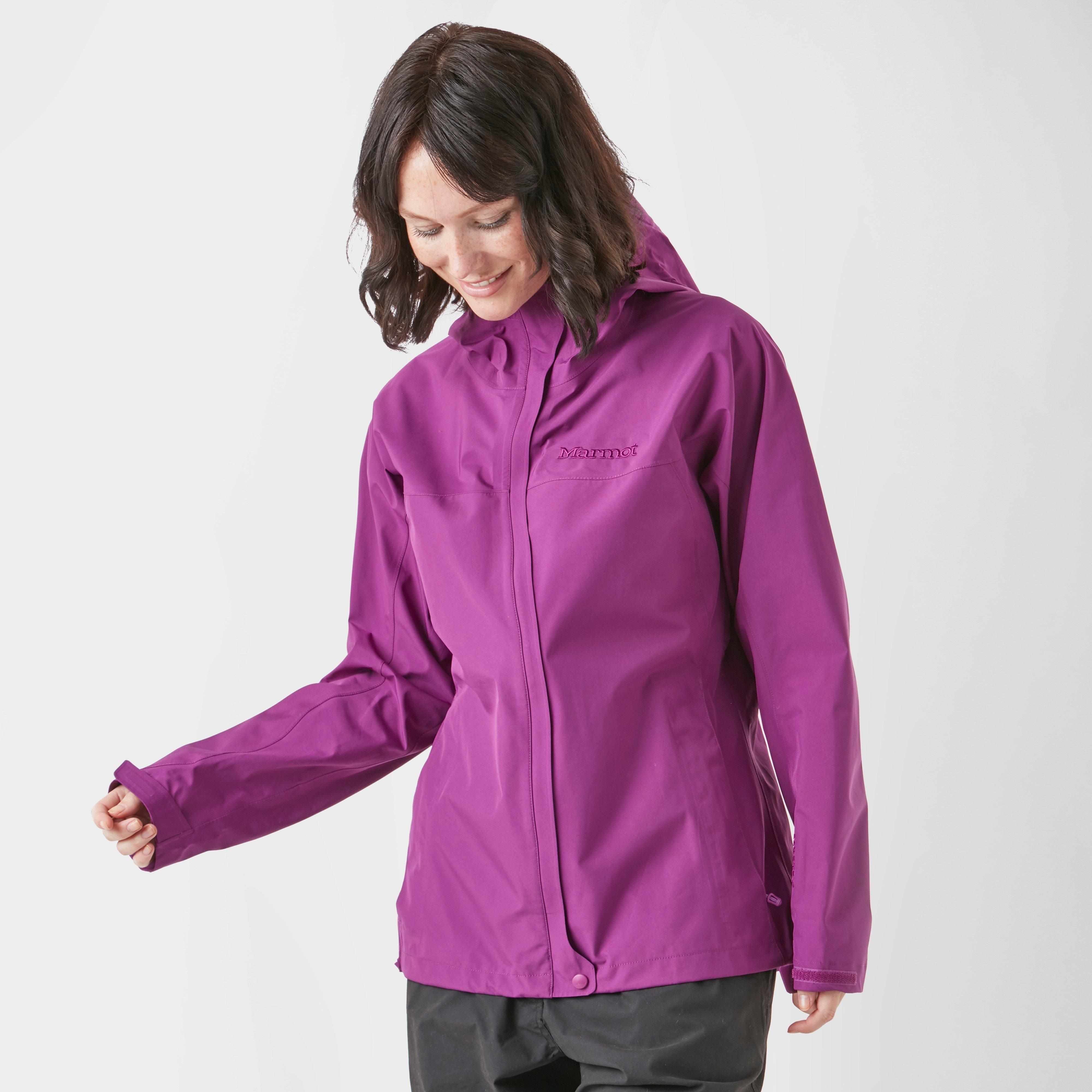 Marmot Women's Minimalist GORE-TEX Paclight Jacket, Purple