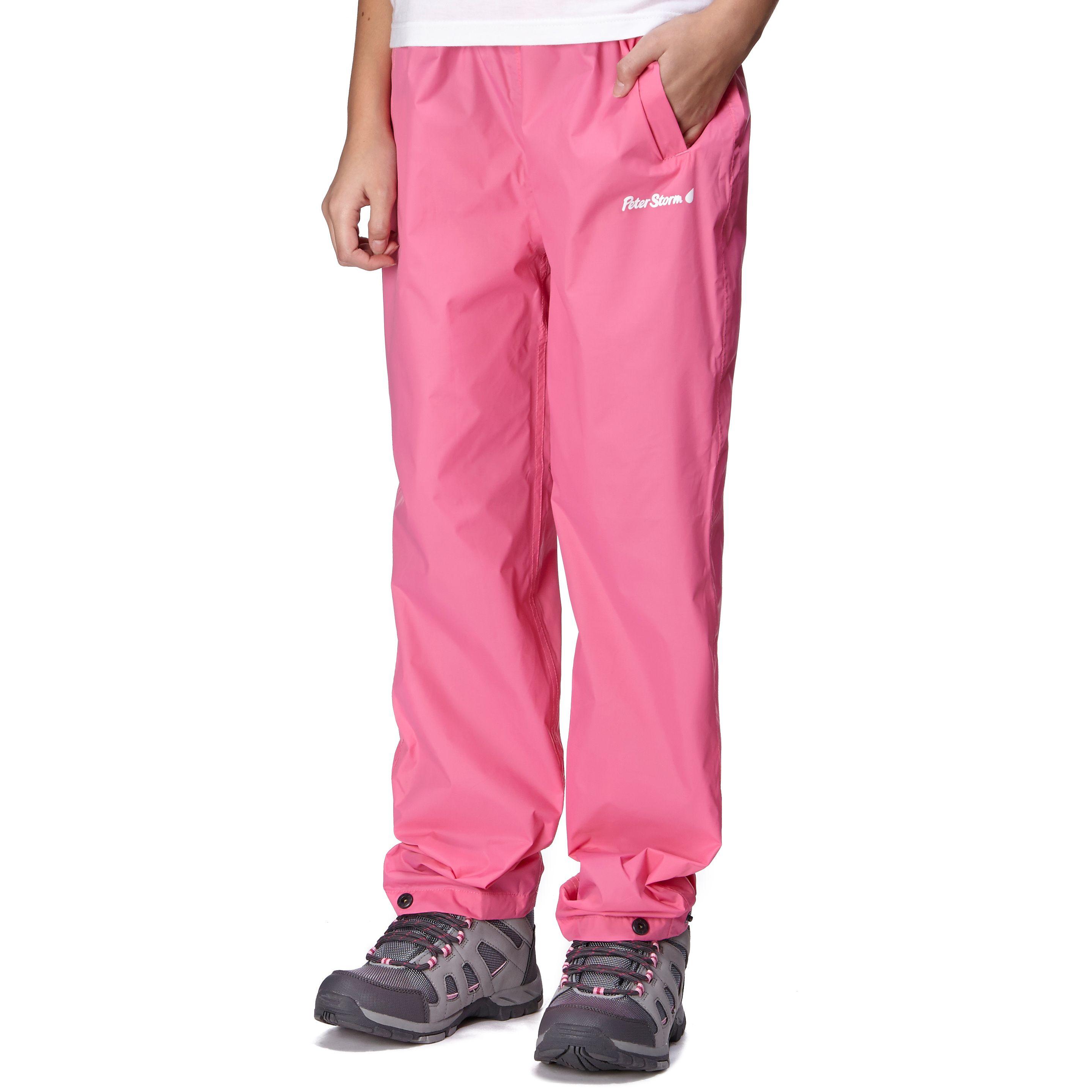 PETER STORM Girls' Packable Pants