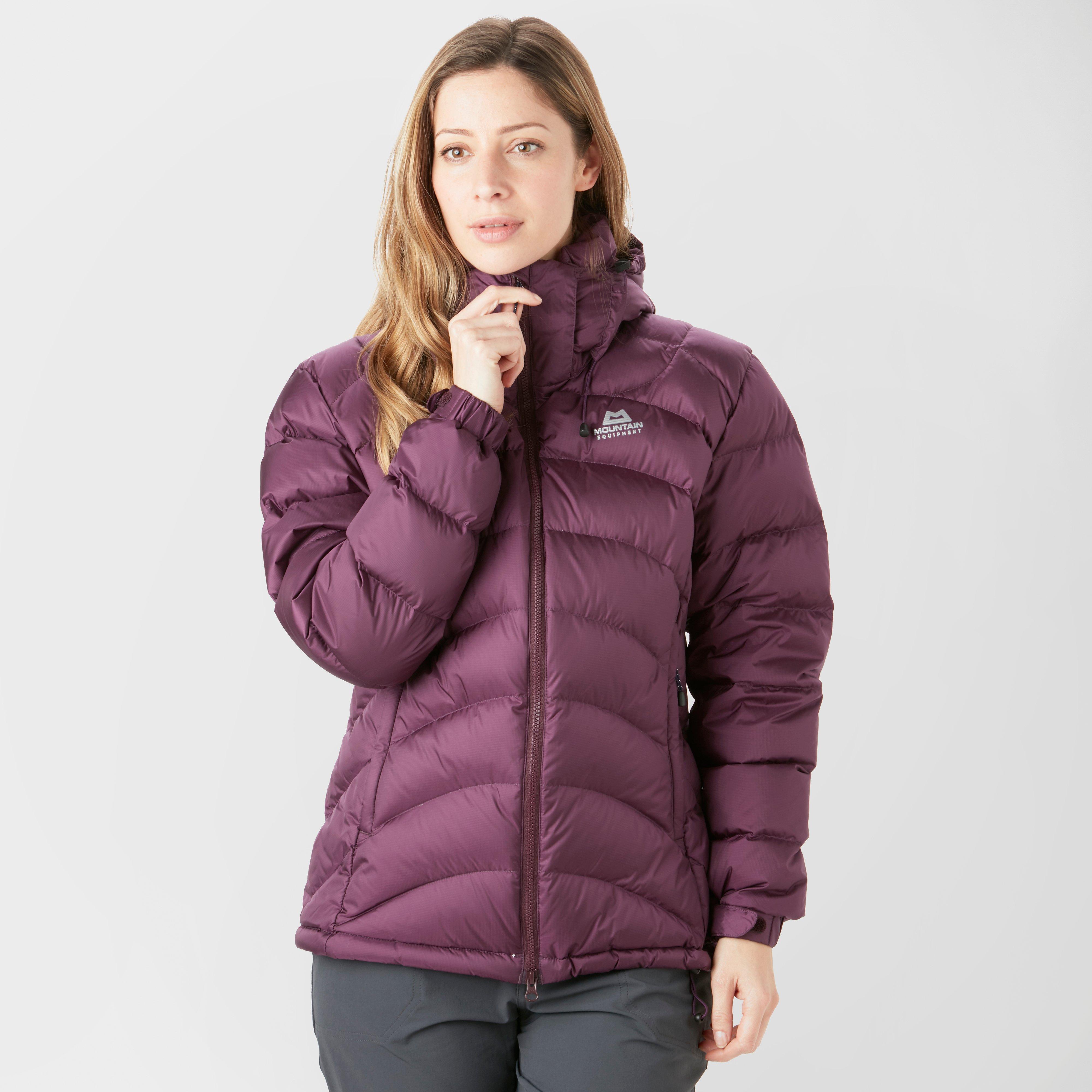 Mountain Equipment Women's Lightline Down Jacket, Plum