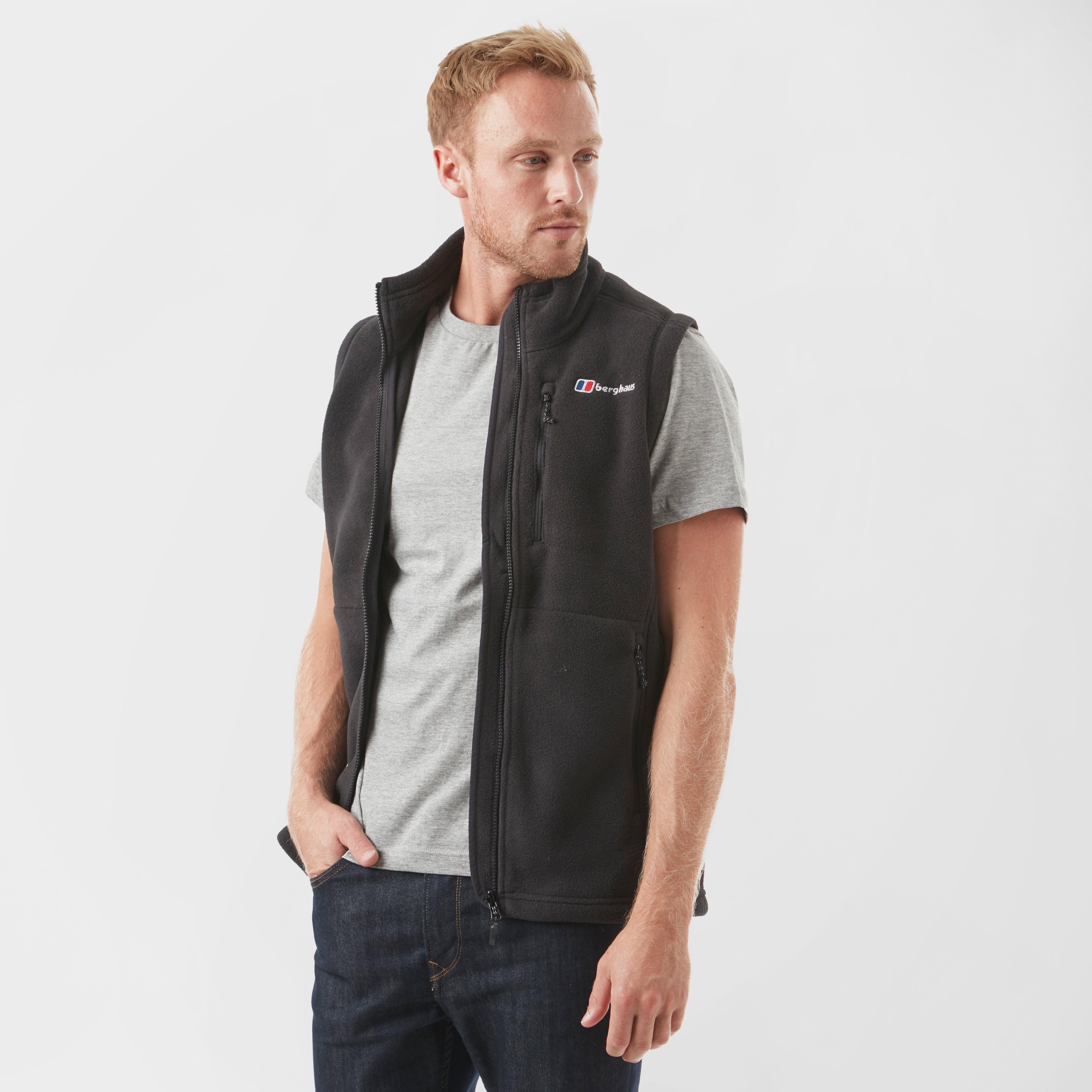 Berghaus Mens Prism 2.0 Gilet - Black/vest  Black/vest