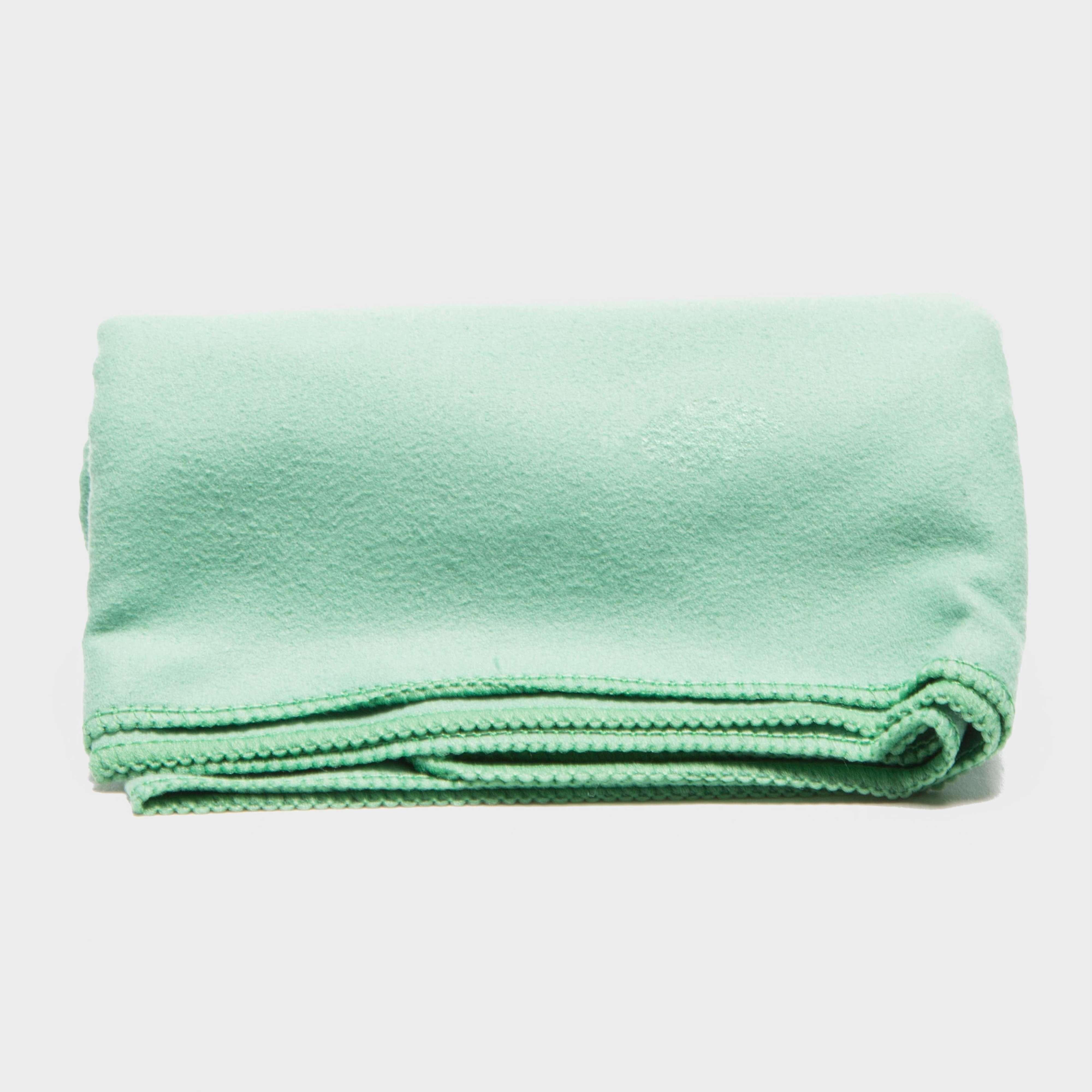 EUROHIKE Suede Microfibre Travel Towel - Small