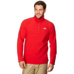 THE NORTH FACE Men's 100 Glacier Quarter-Zip Polartec® Fleece