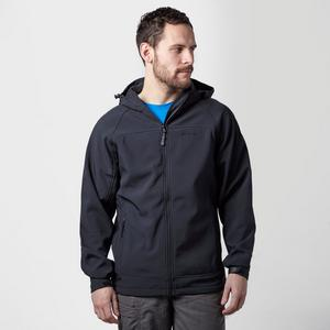 PETER STORM Men's Hooded Softshell Jacket