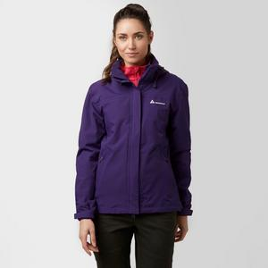 TECHNICALS Women's 2 Layer Waterproof Jacket