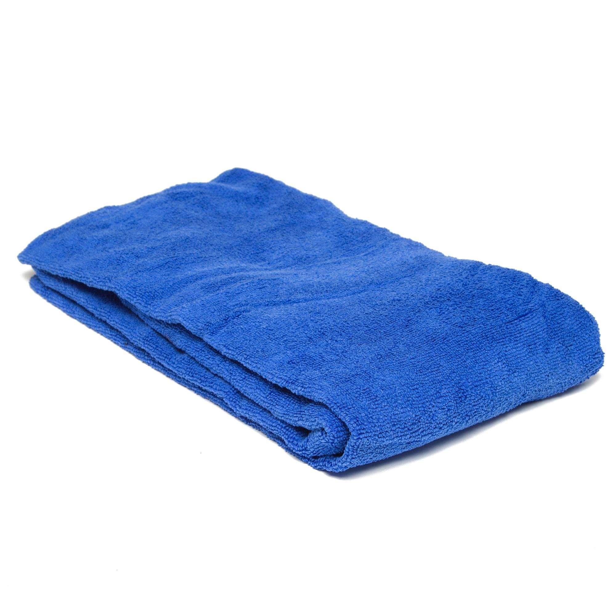 EUROHIKE Terry Microfibre Travel Towel - Medium