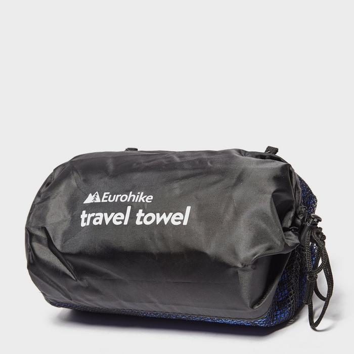 Terry Microfibre Travel Towel  Large